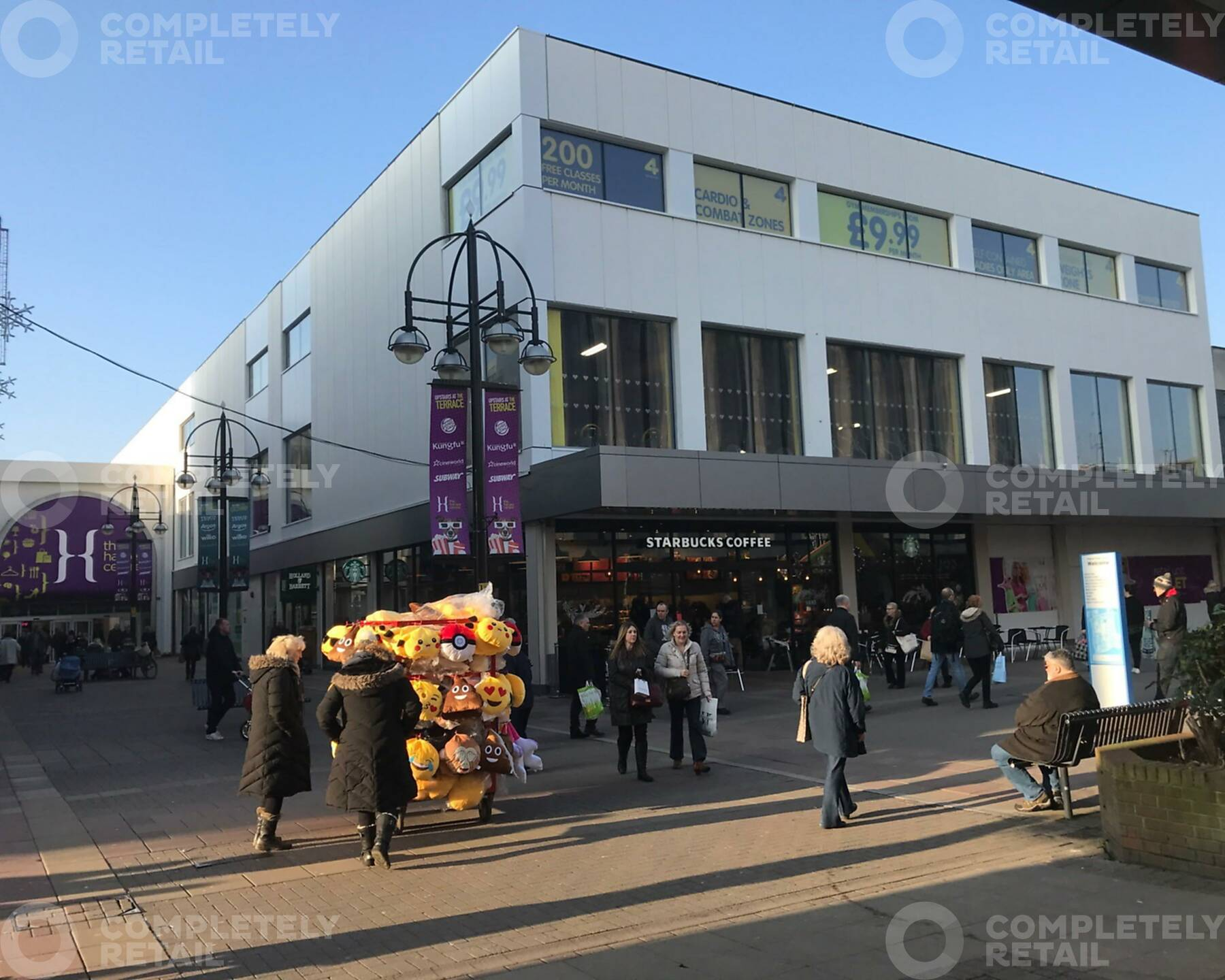 Harvey Shopping Centre