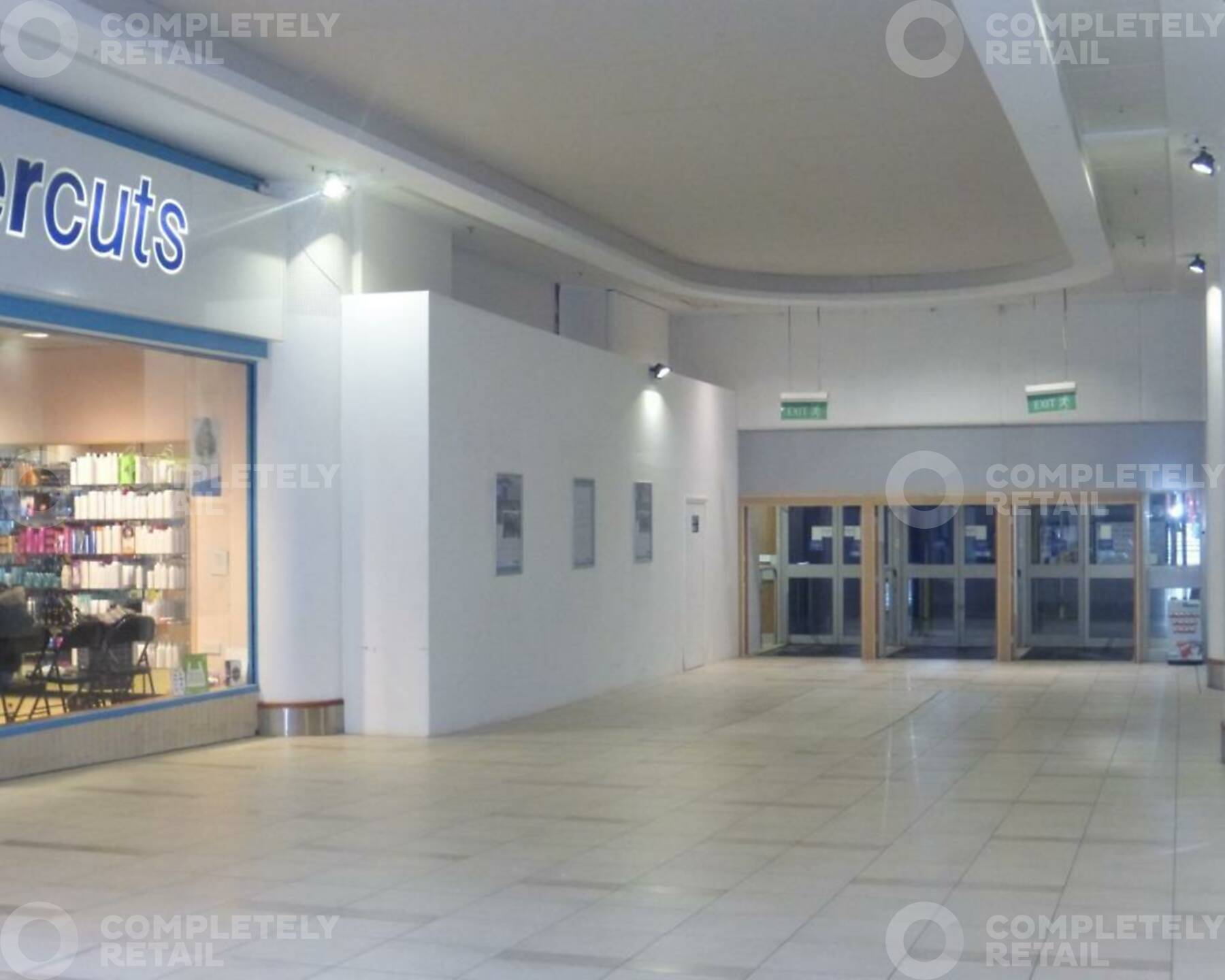 Unit 36 - 36A Eastgate Shopping Centre
