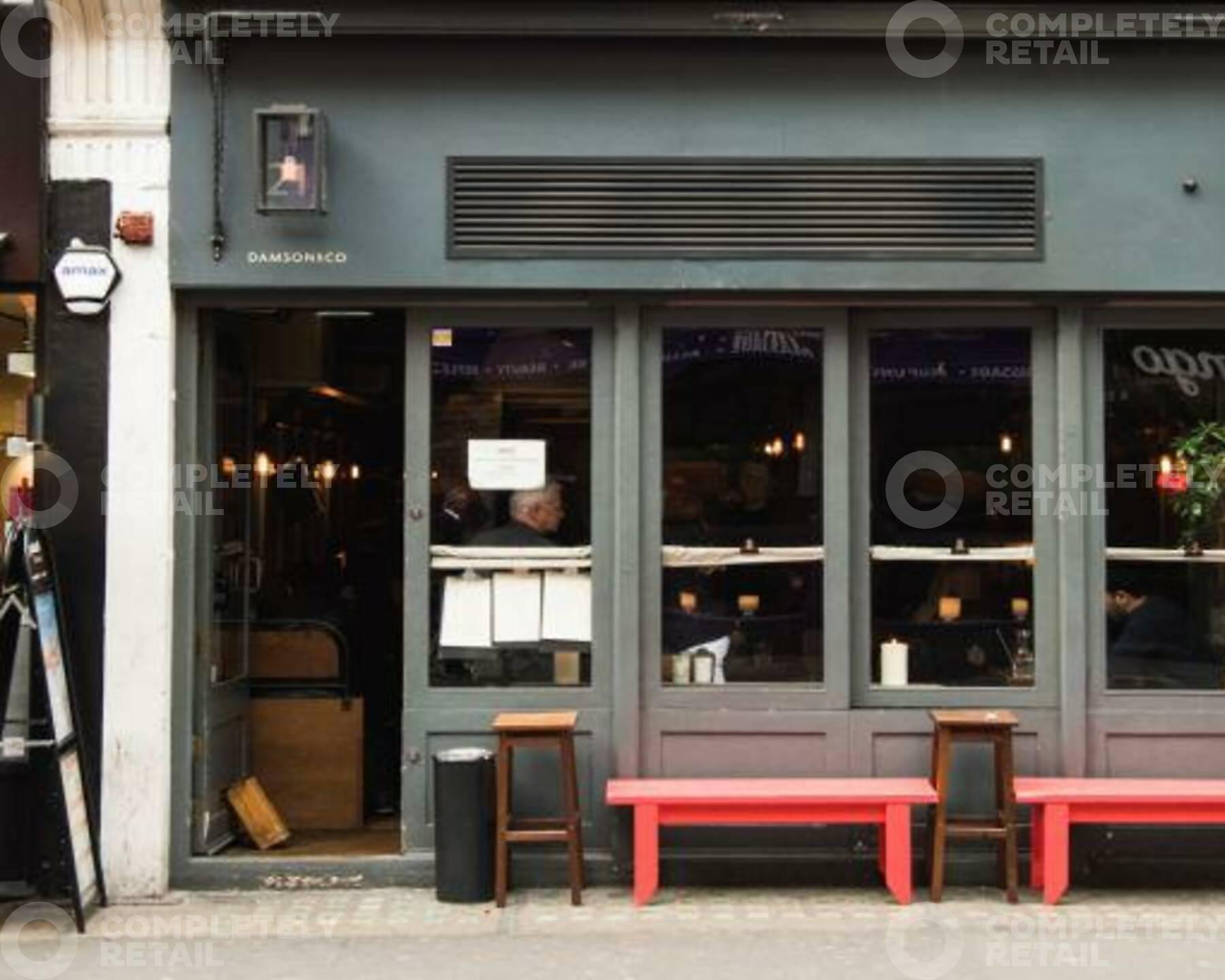 21 Brewer Street