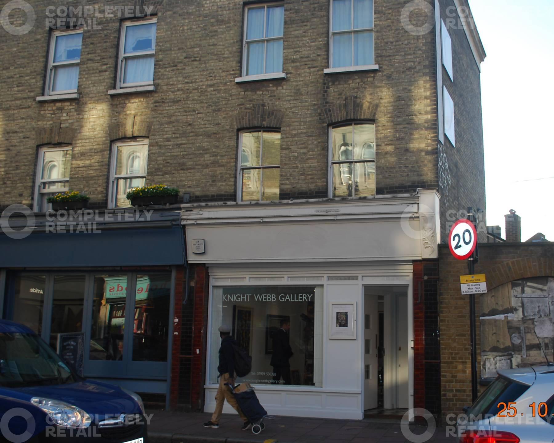 54 Atlantic Road, Brixton, SW9 8PZ