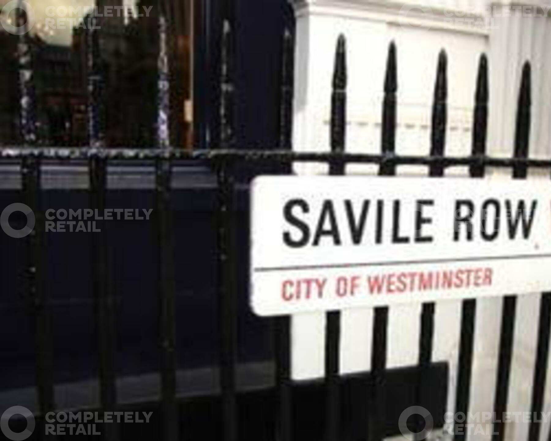 14 Savile Row