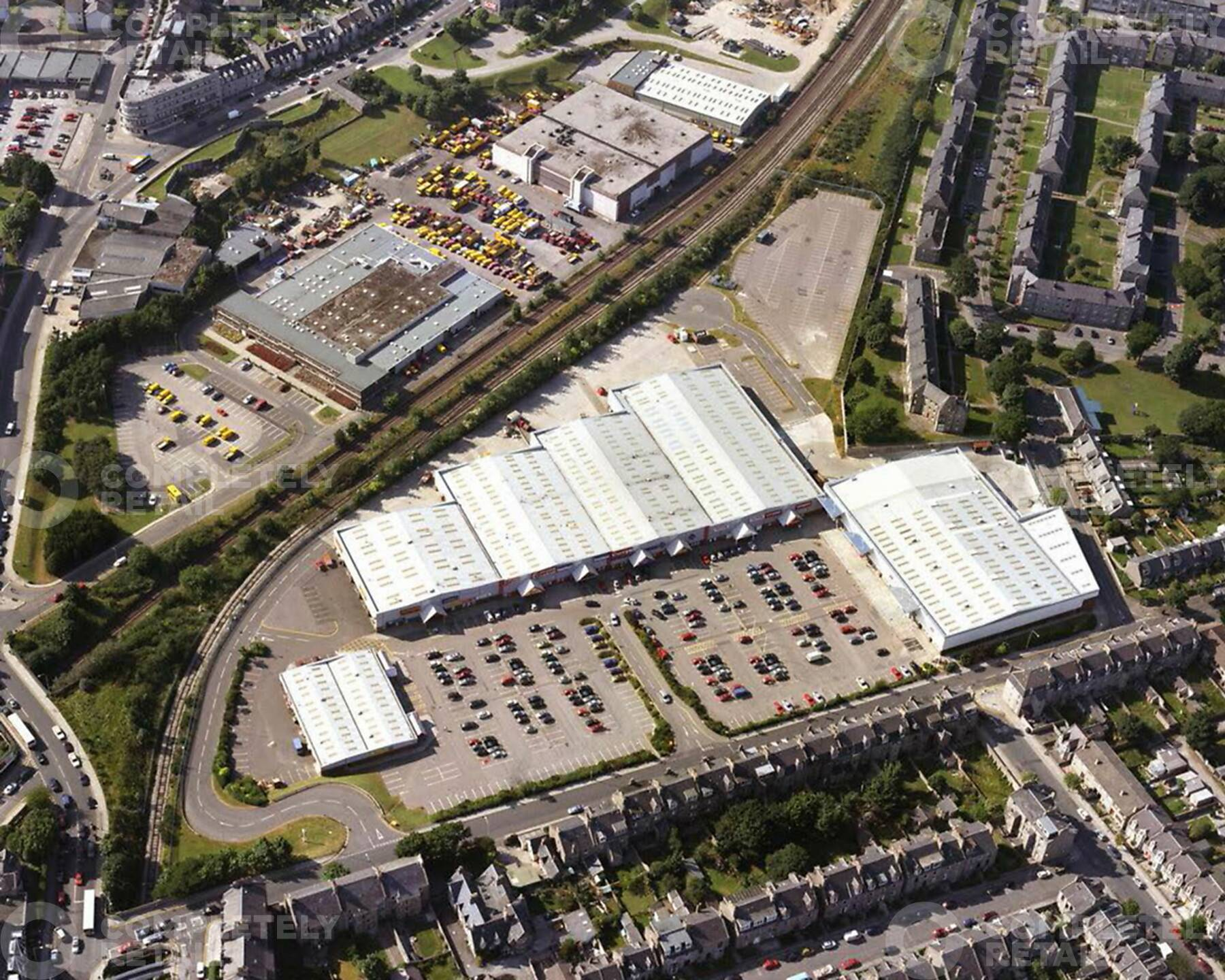 Kittybrewster Retail Park