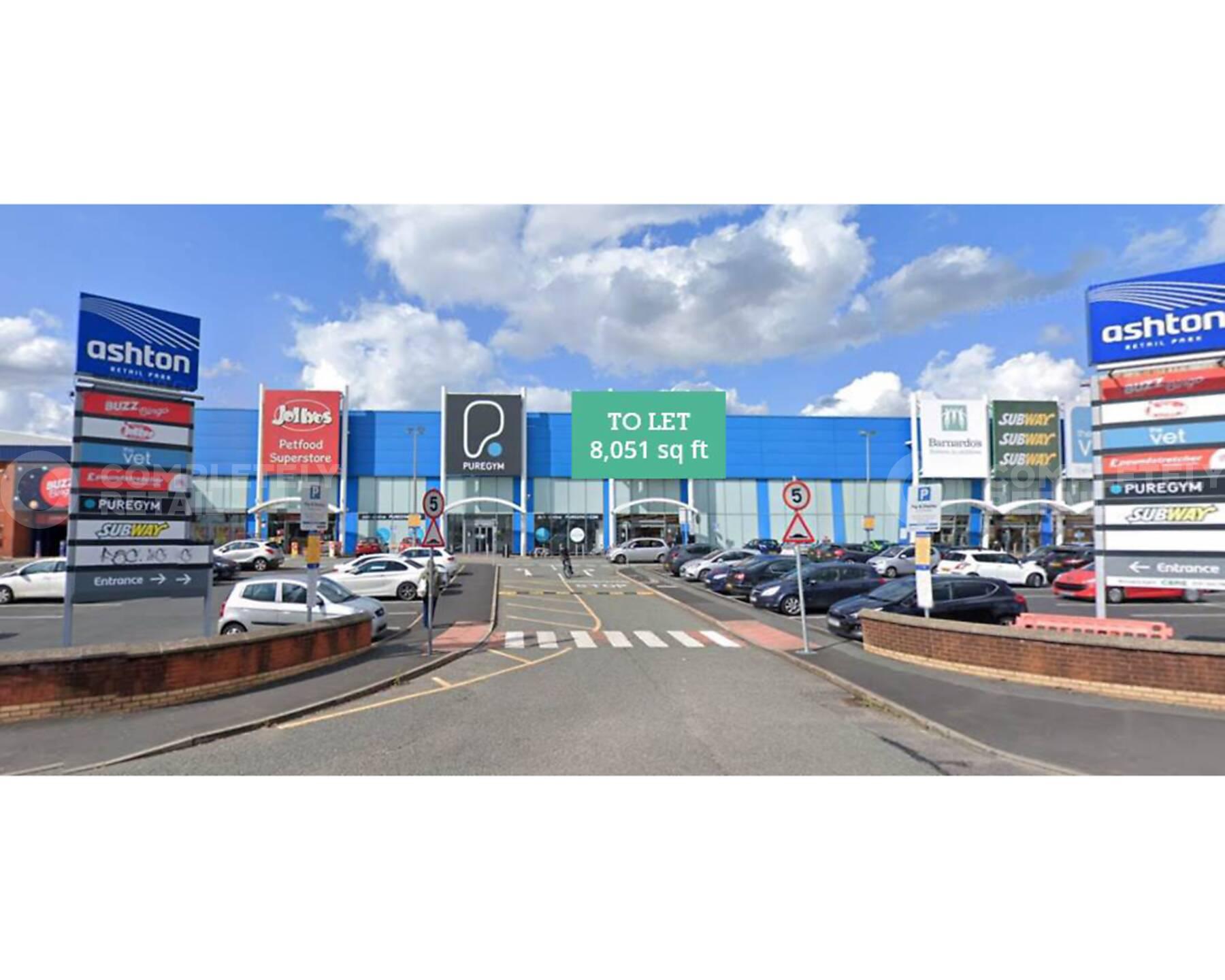 Ashton Retail Park