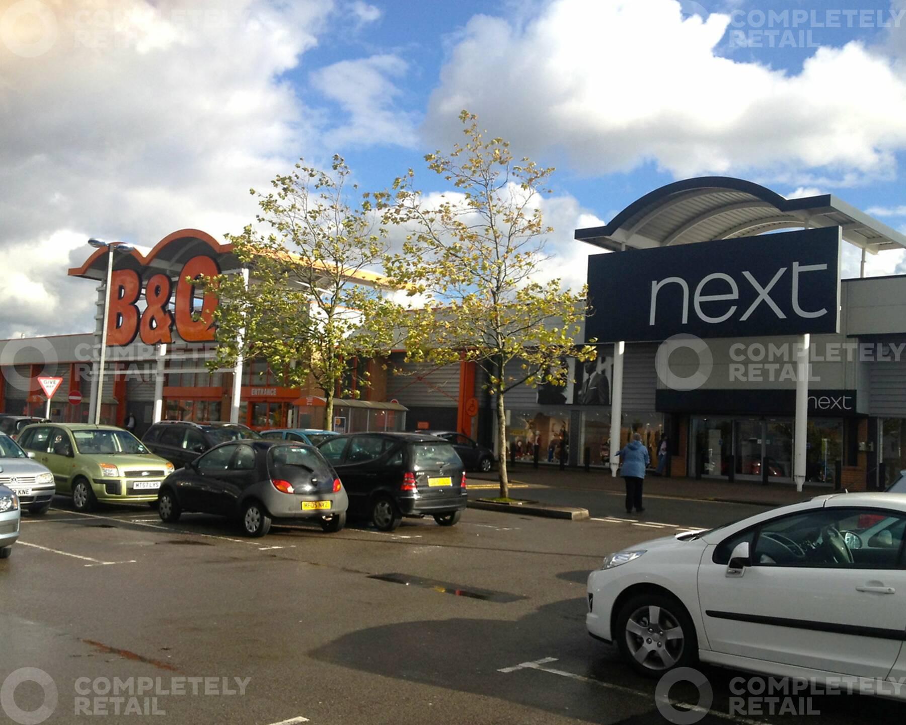 Snipe Retail Park