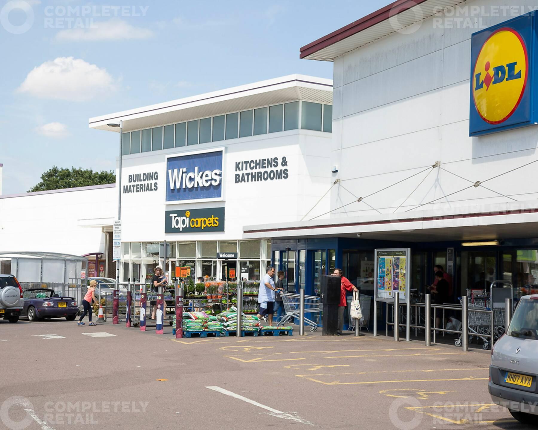 Aylesbury Shopping Park