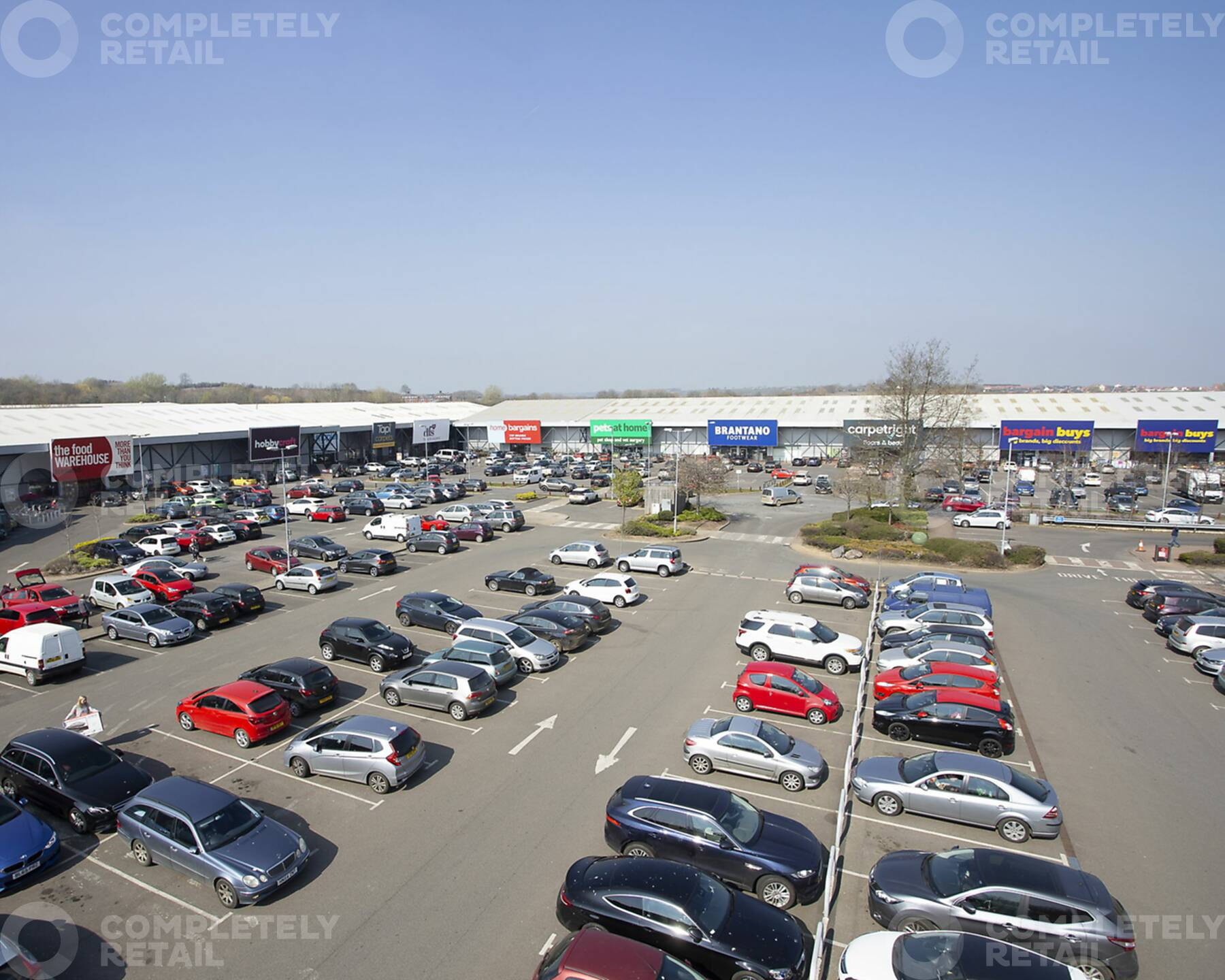 Banbury Cross Retail Park