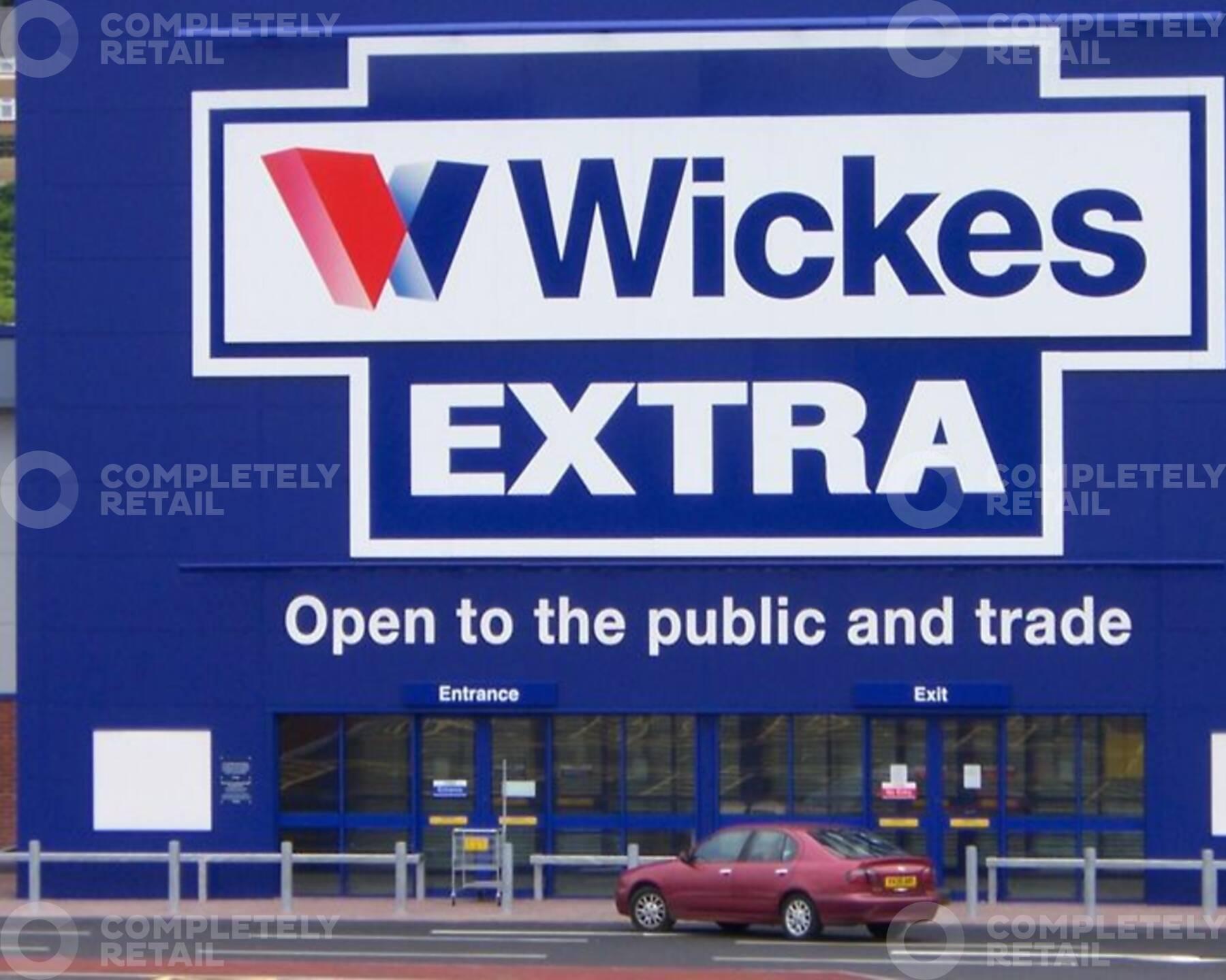 Wickes, Barking