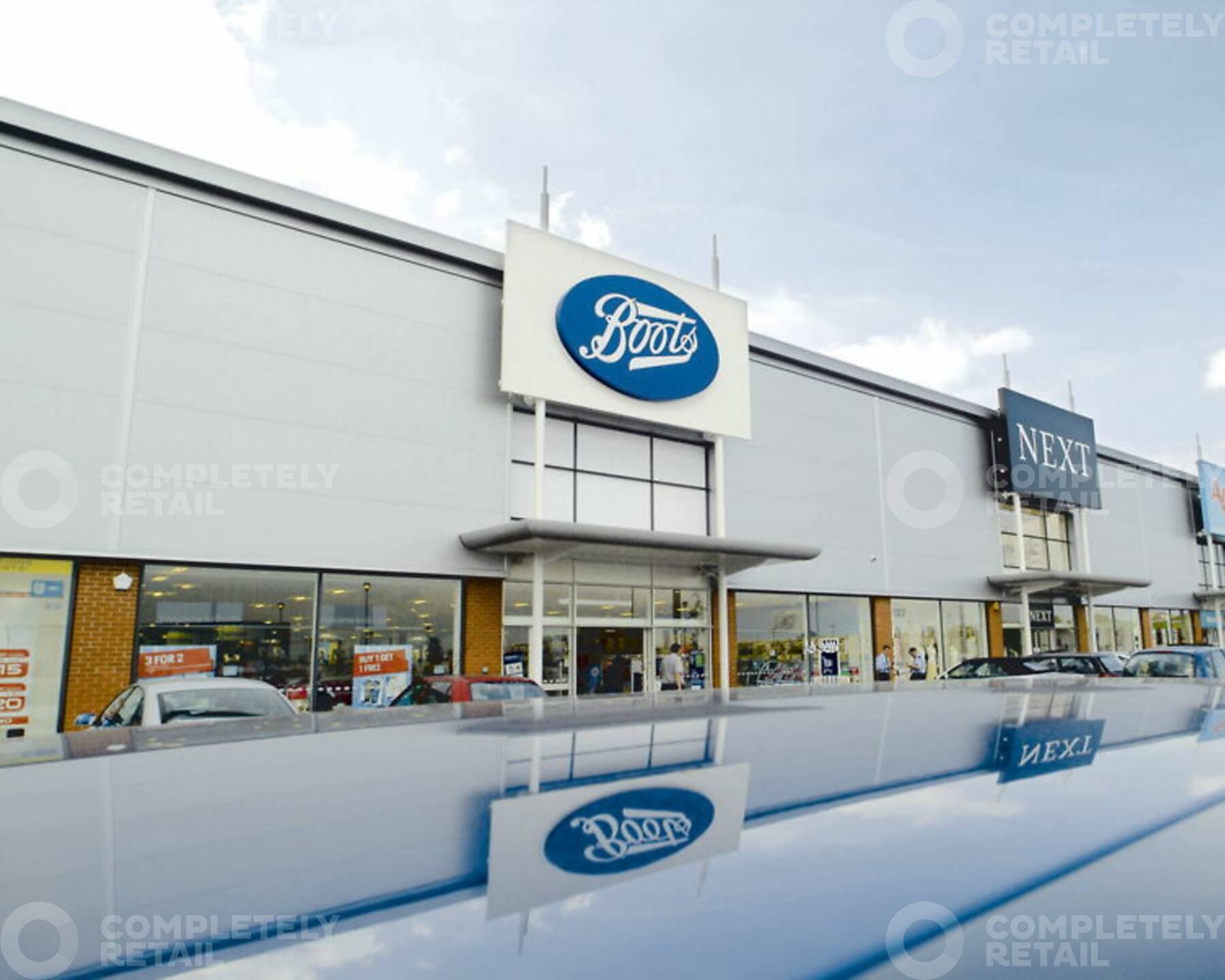 Cortonwood Retail Park