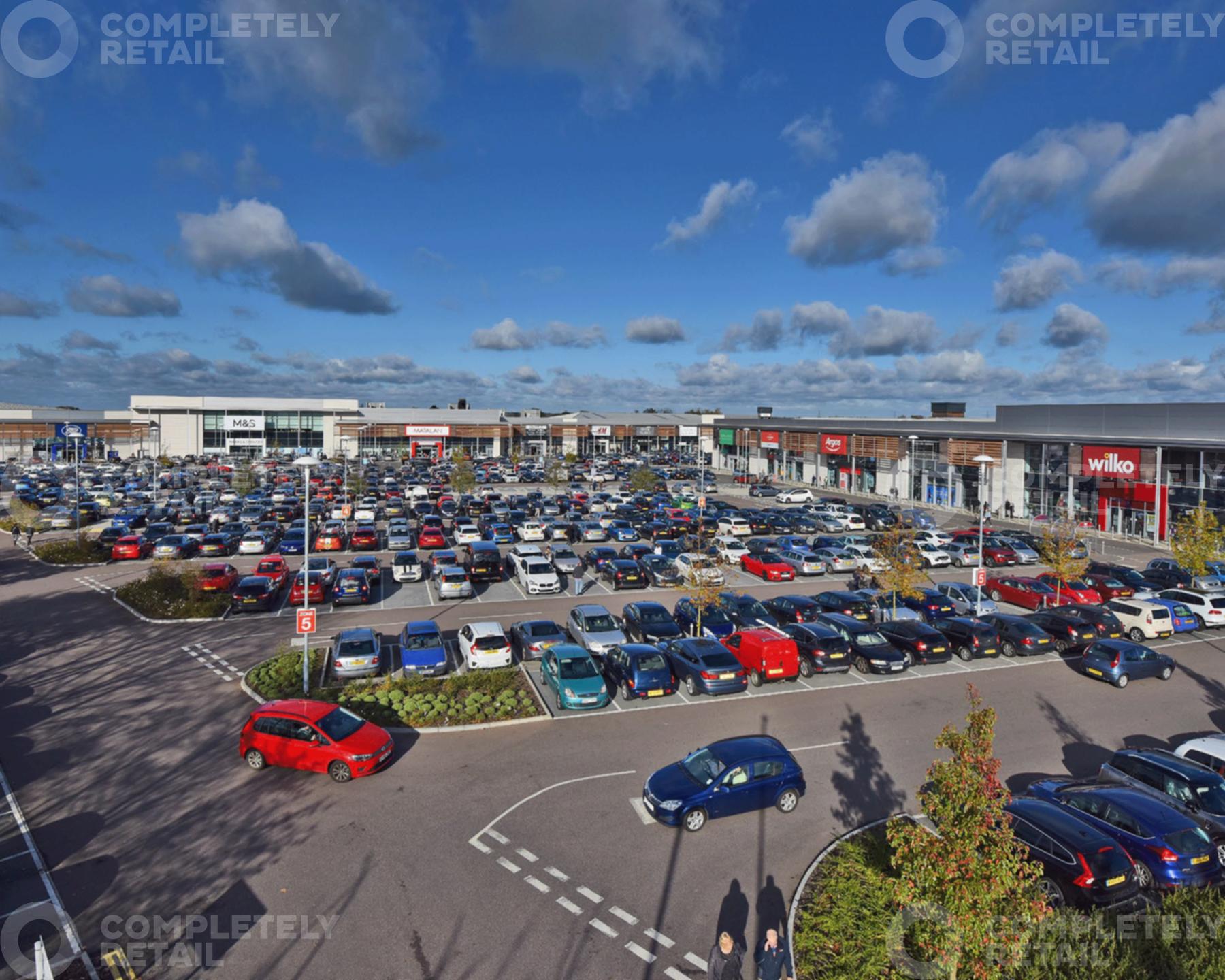 The A1 Retail Park