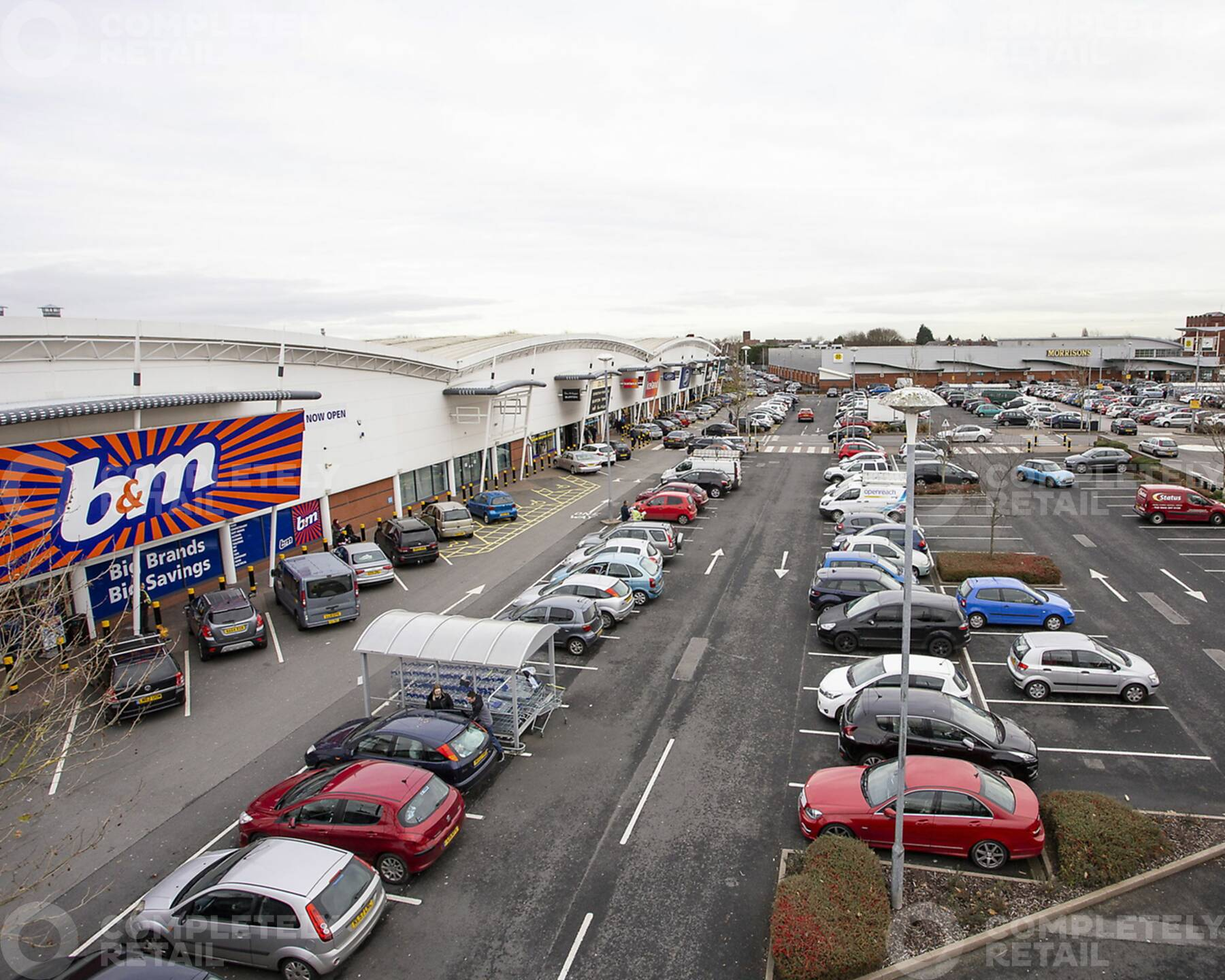St Andrew's Shopping Park