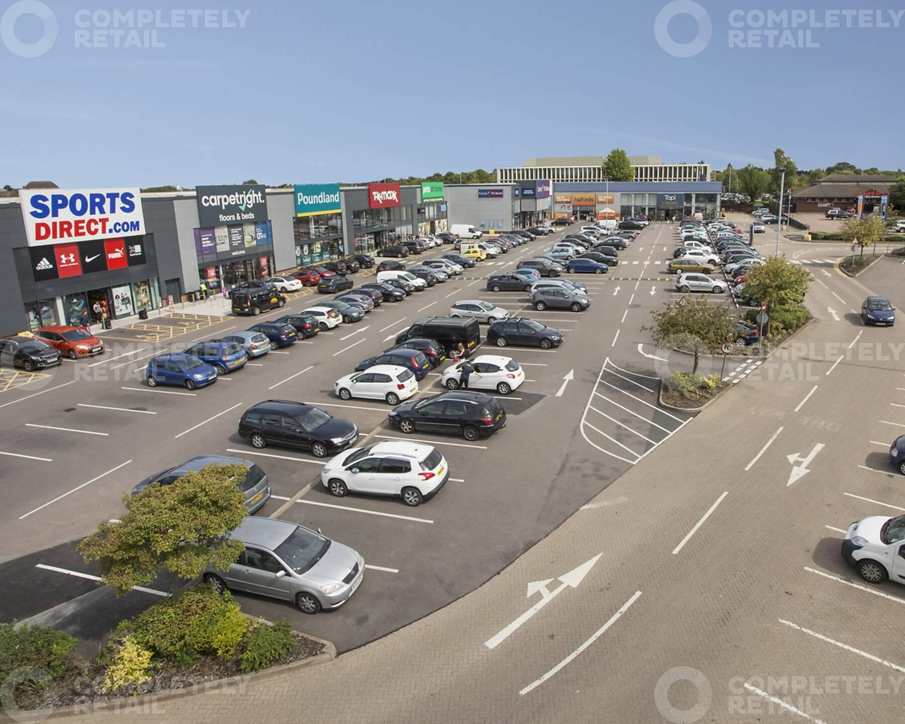 Battery Retail Park Birmingham Completely Property