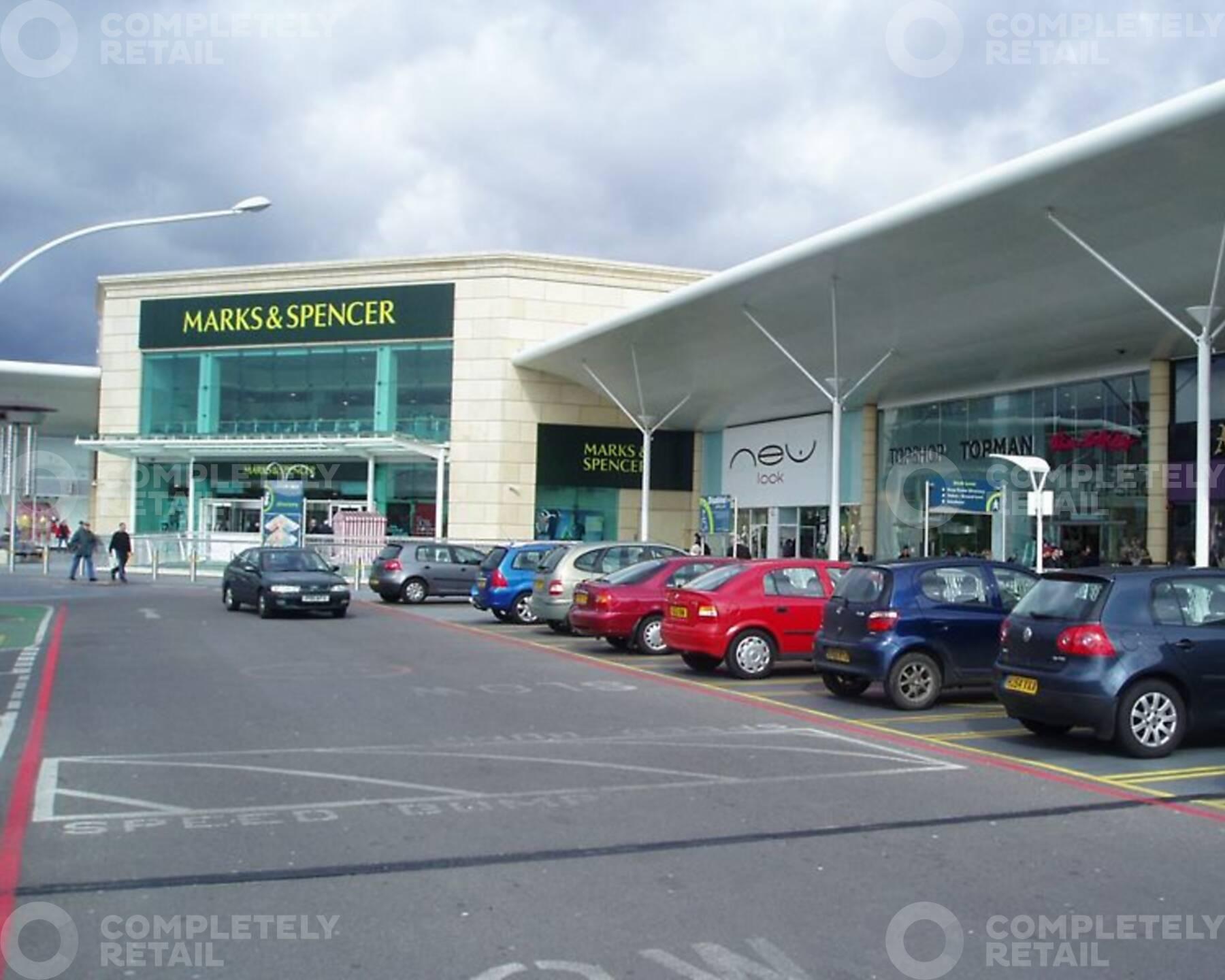 Castlepoint Shopping Park
