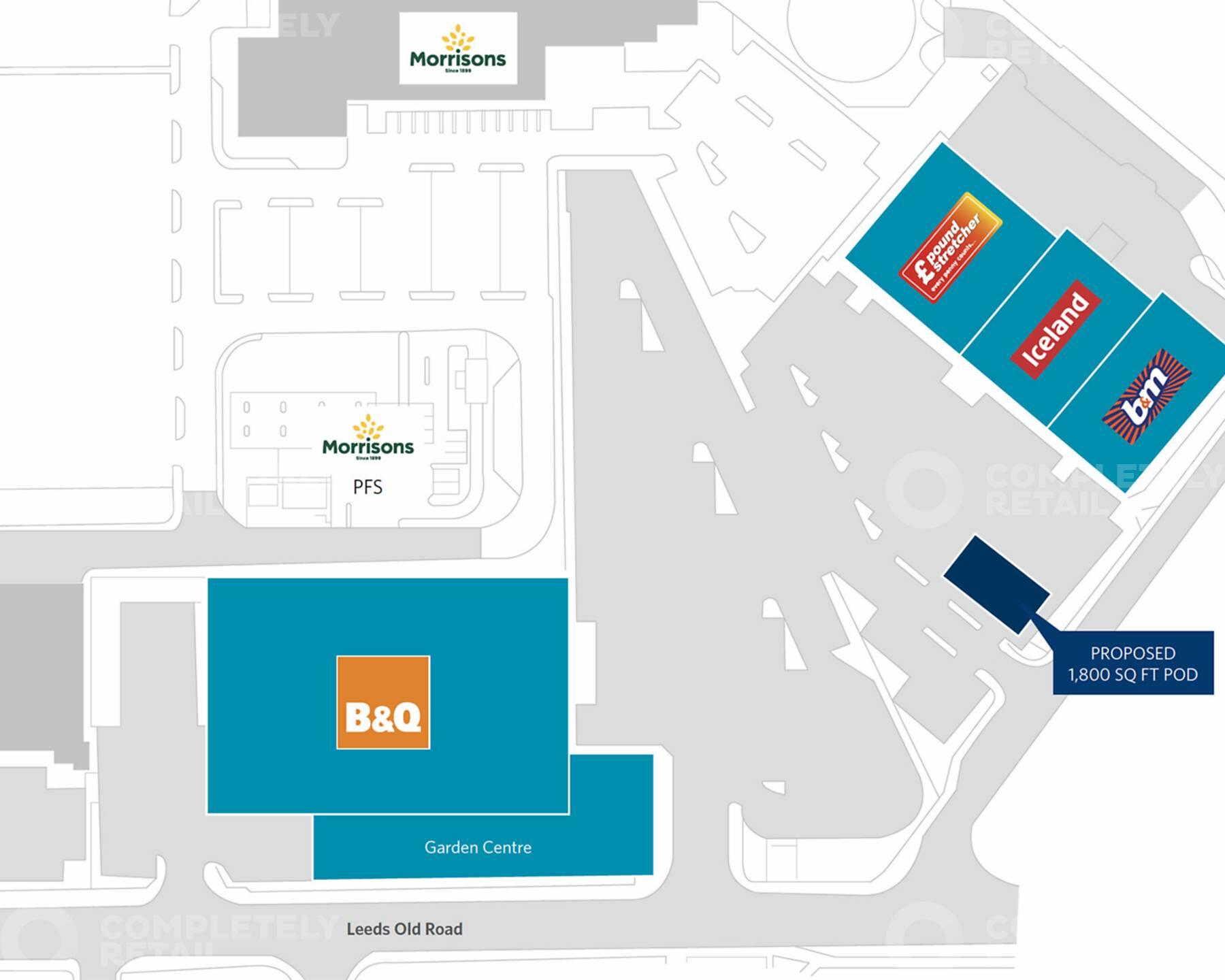 Woodhall Retail Park