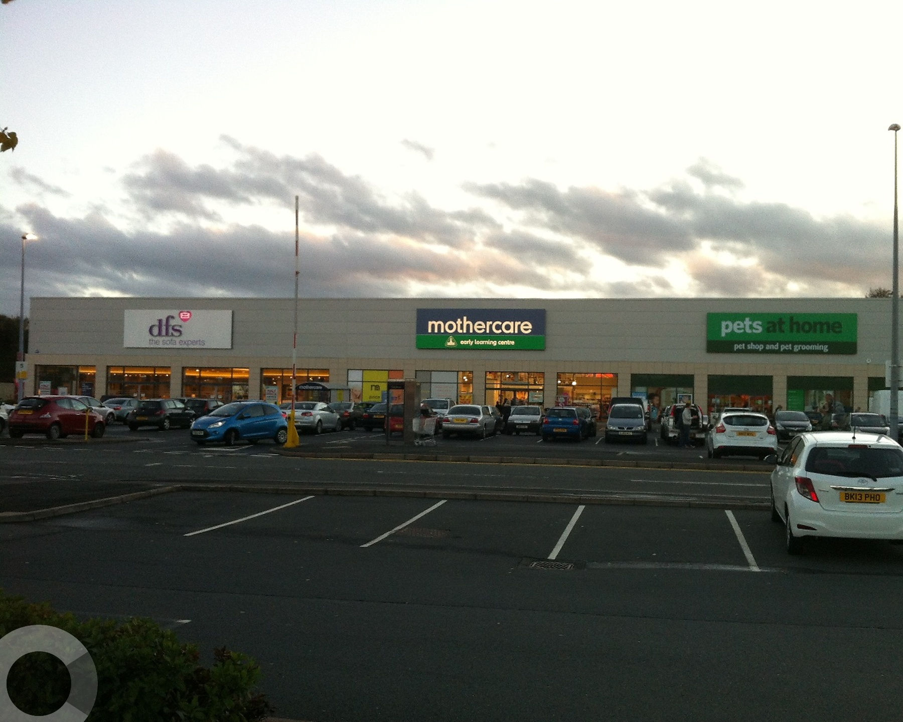 Merry Hill Retail Park Phase 1 Phase 3 Dudley Completely Retail