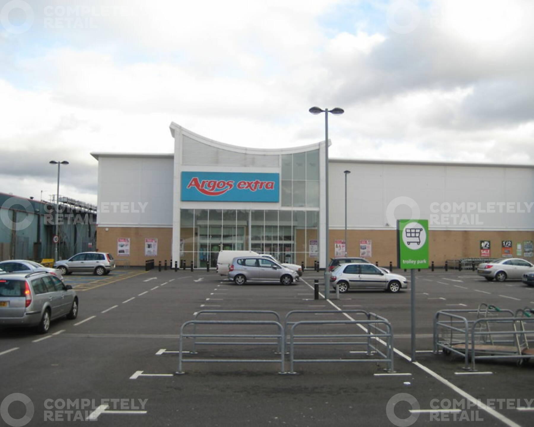 Portishead Retail Park