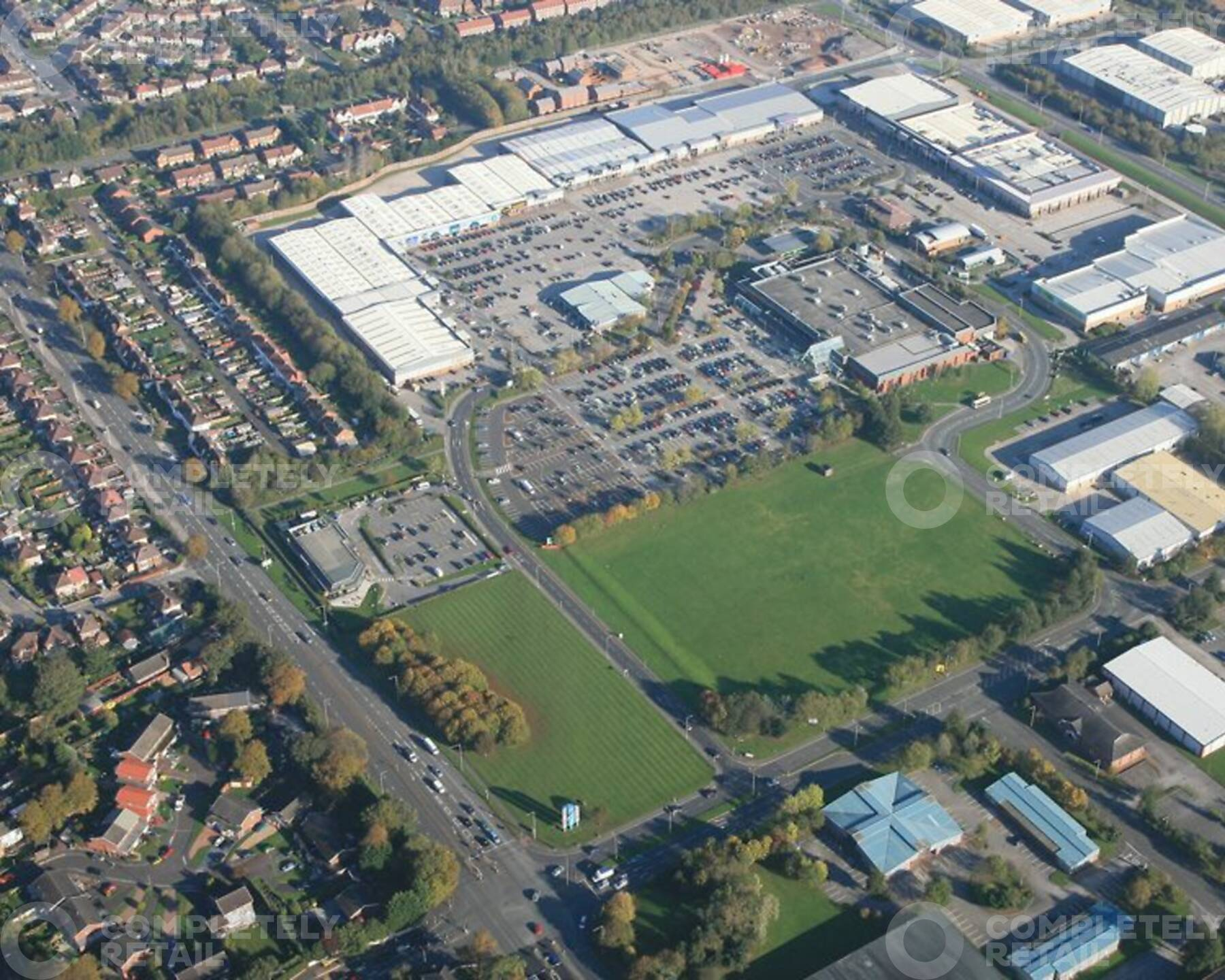 The Croft Retail and Leisure Park