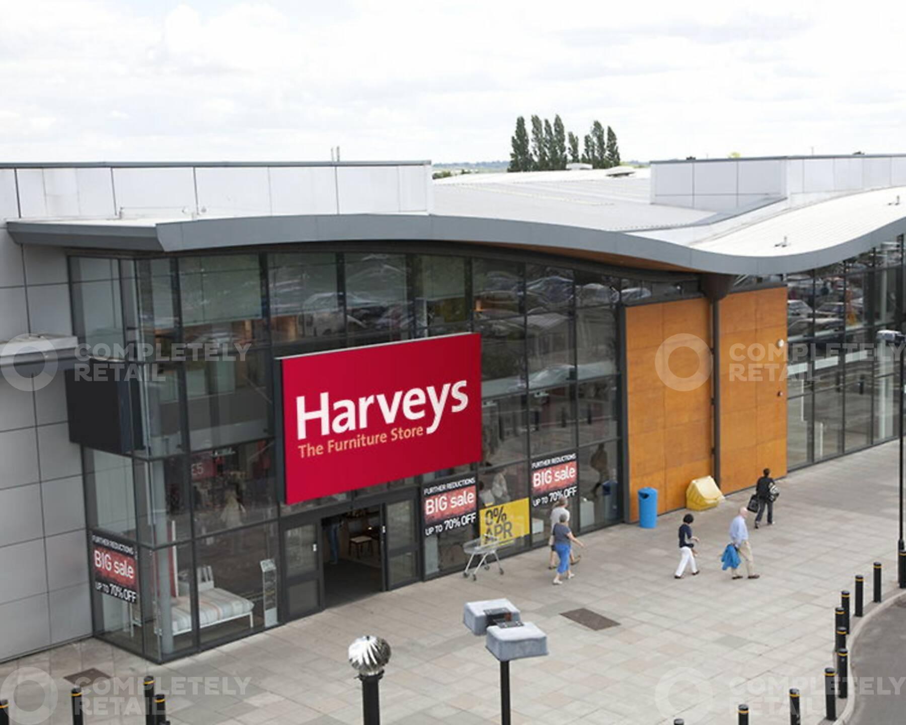 Cambridge Retail Park