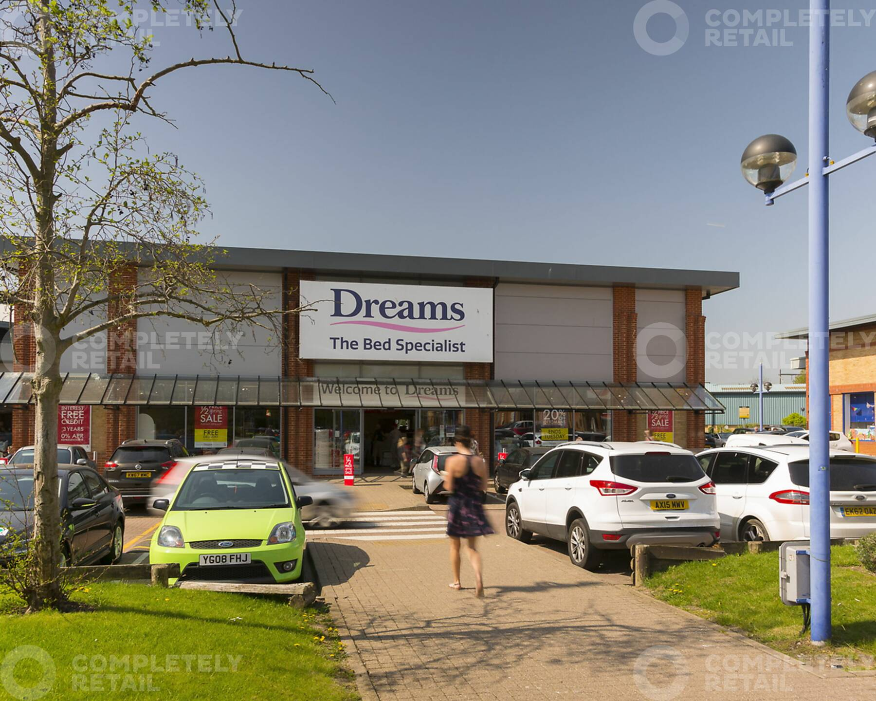 Riverside Retail Park