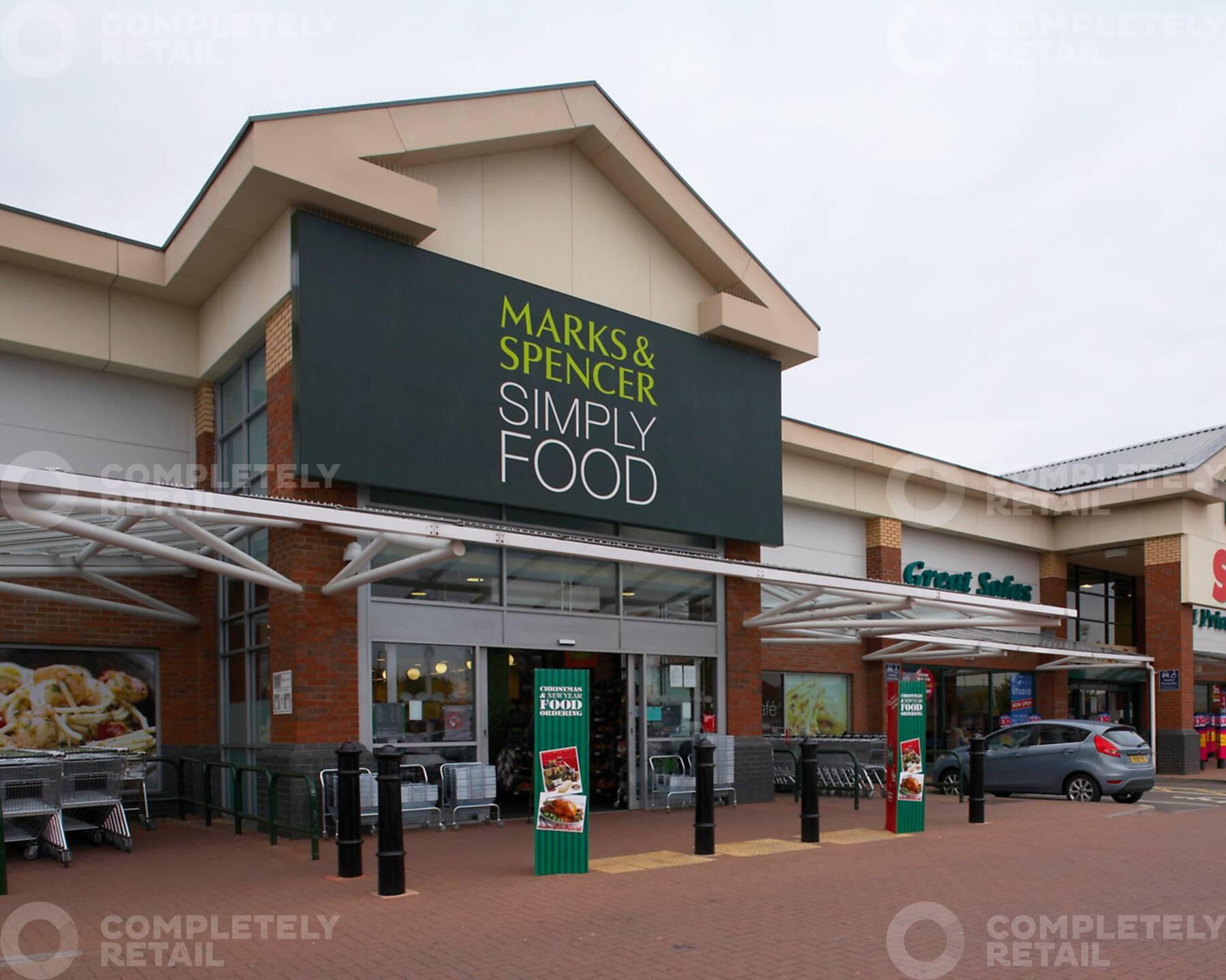Kingsditch Retail Park