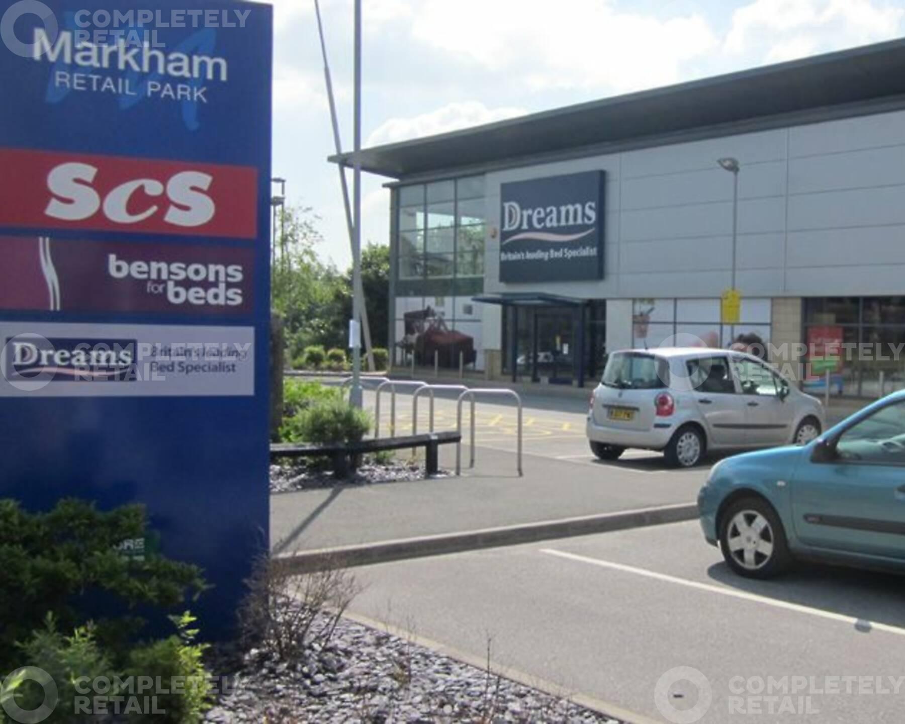 Markham Retail Park