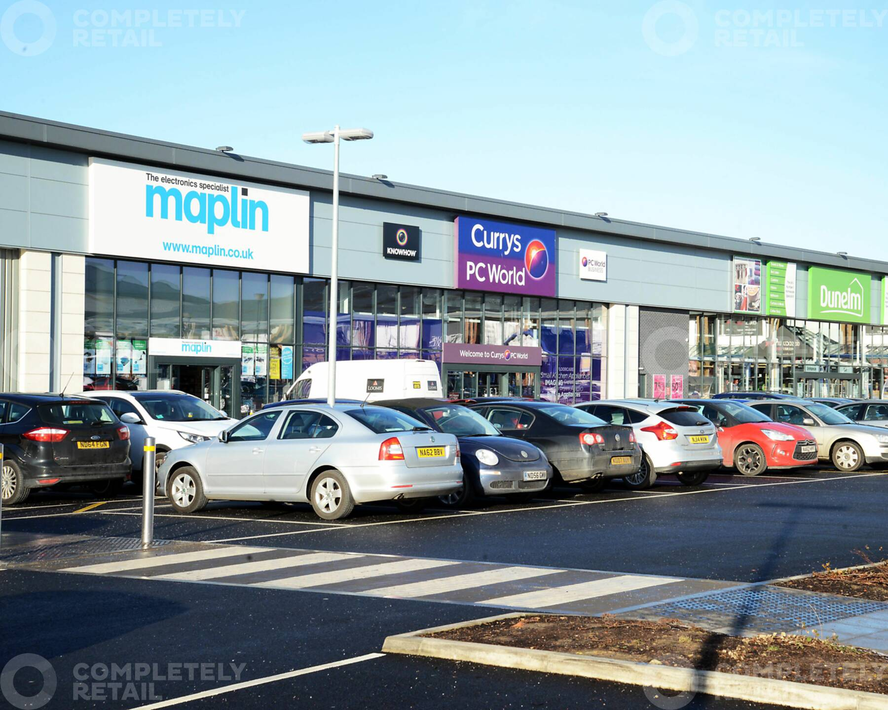 Manor Walks Retail Park
