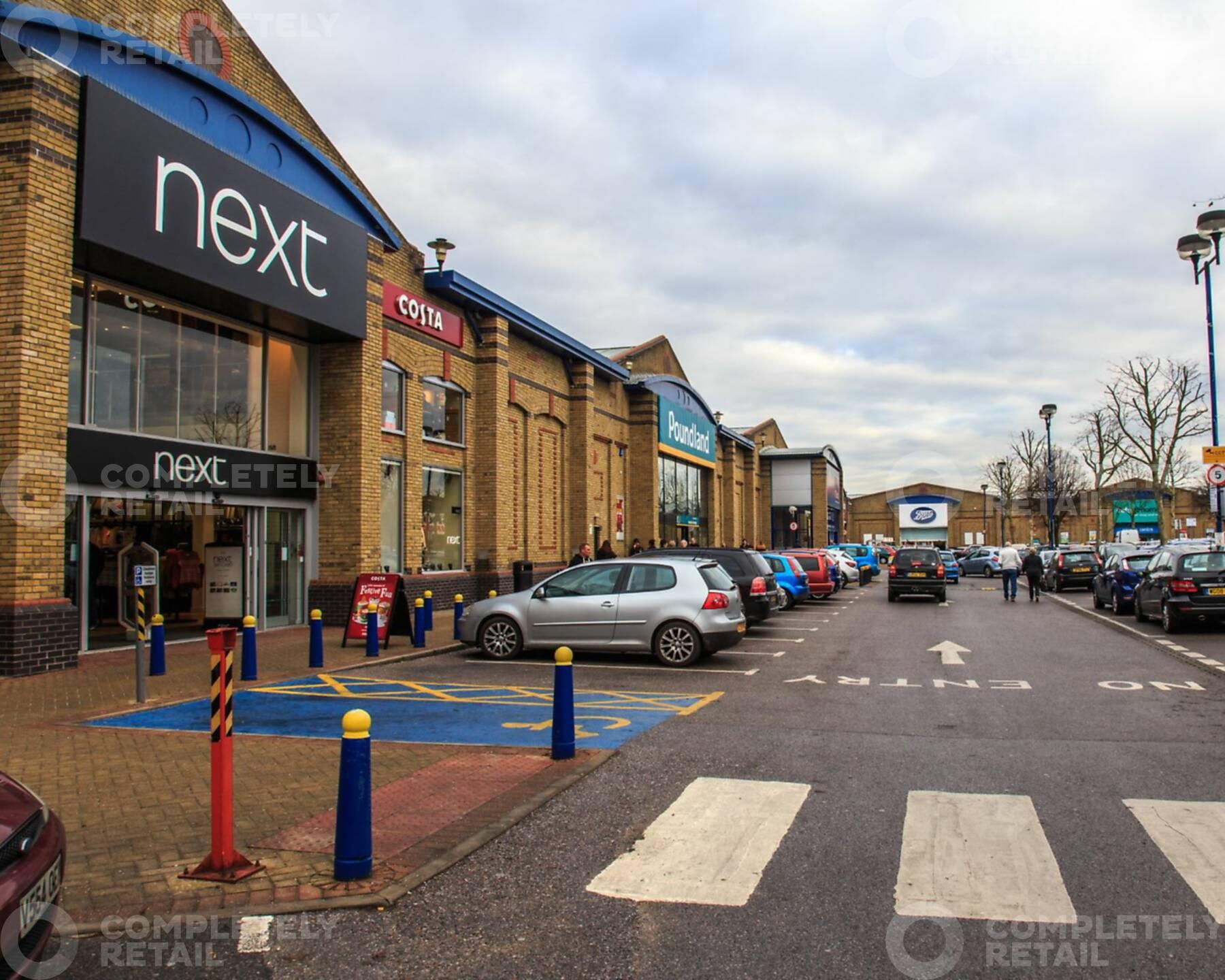 Tower Retail Park