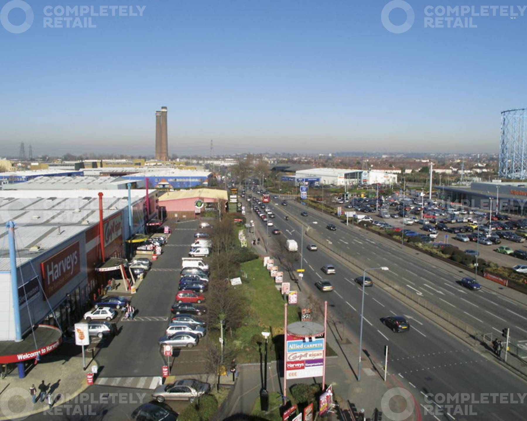 Purley Way Retail Park