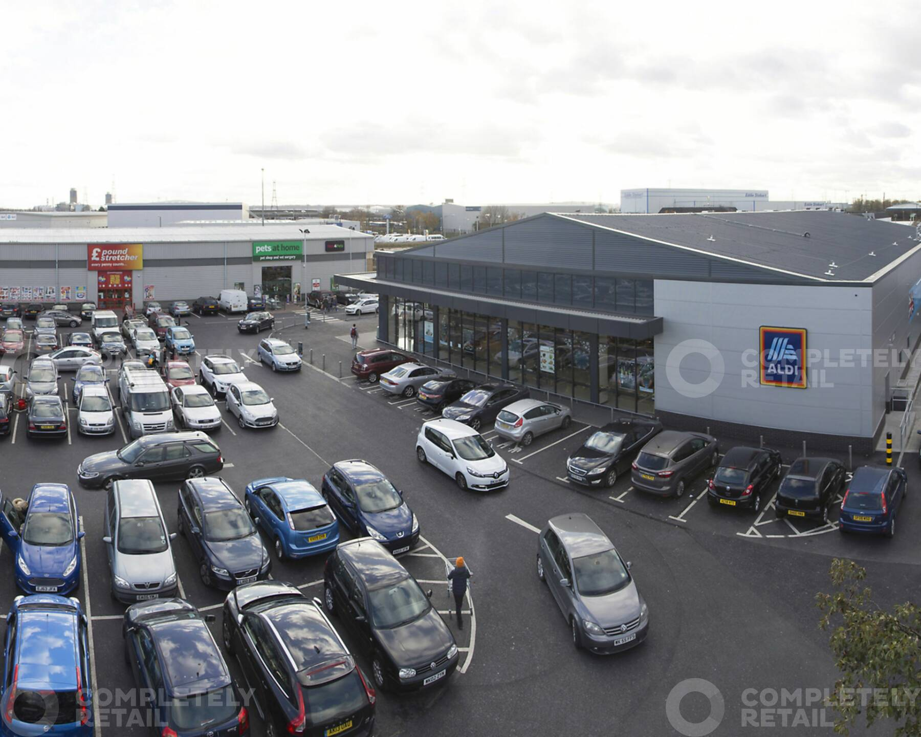 Merrielands Retail Park Dagenham Completely Retail