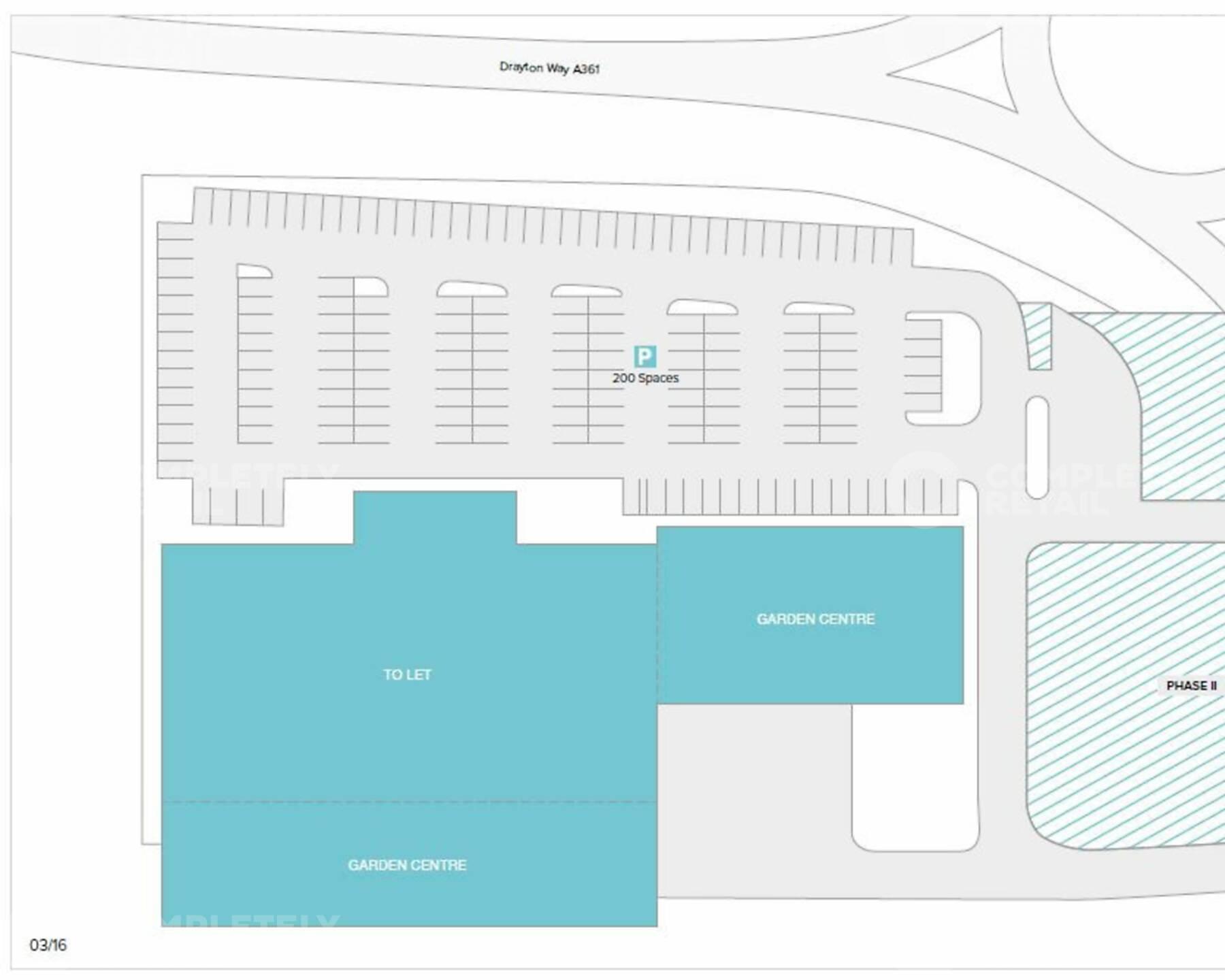 Daventry Retail Park