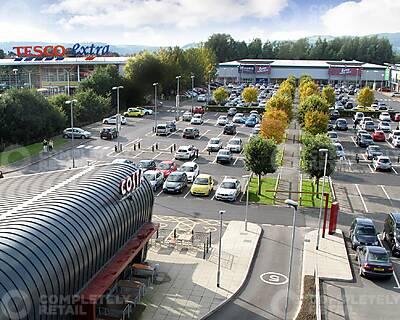 Cuckoo Bridge Retail Park