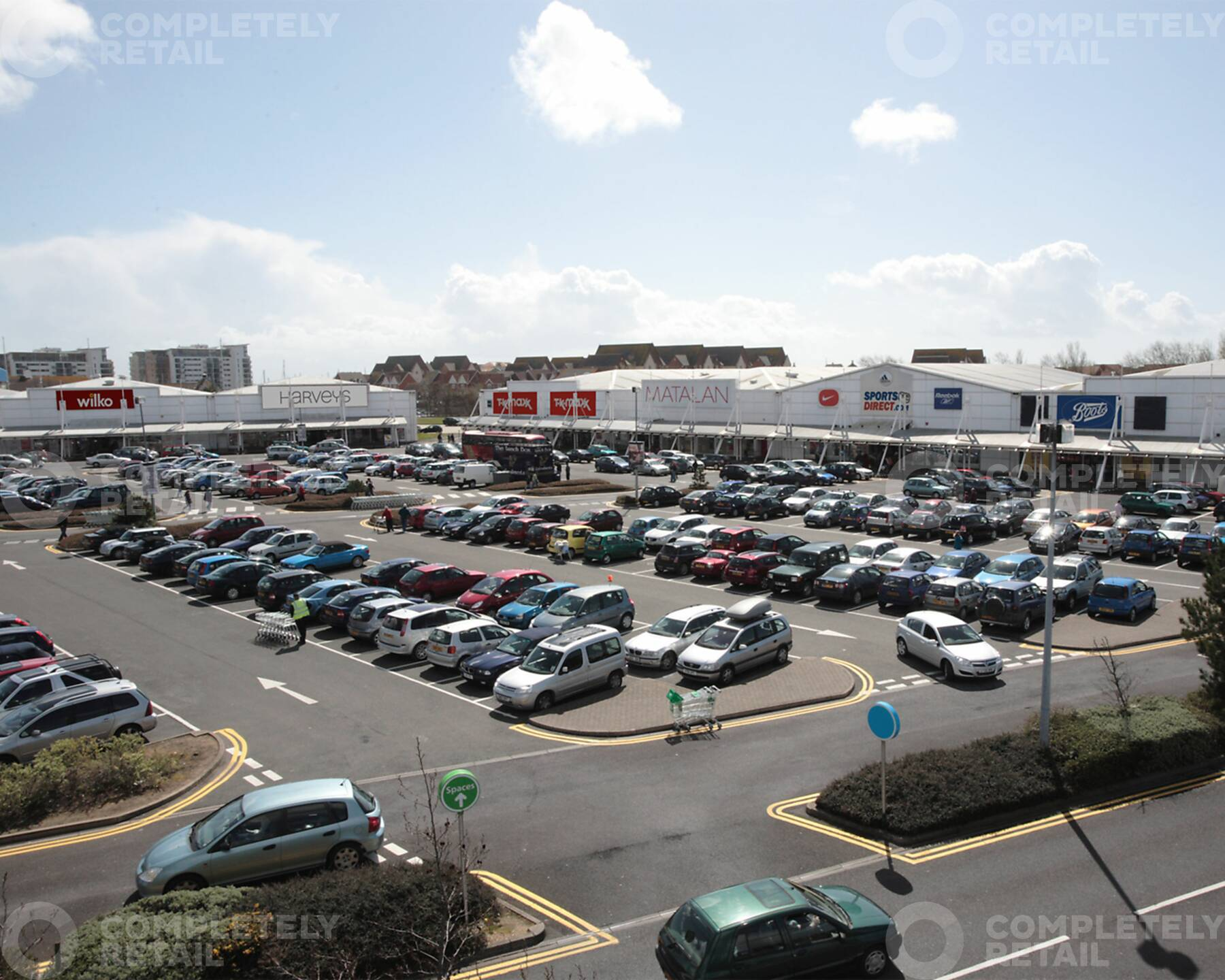 Sovereign Harbour Retail Park