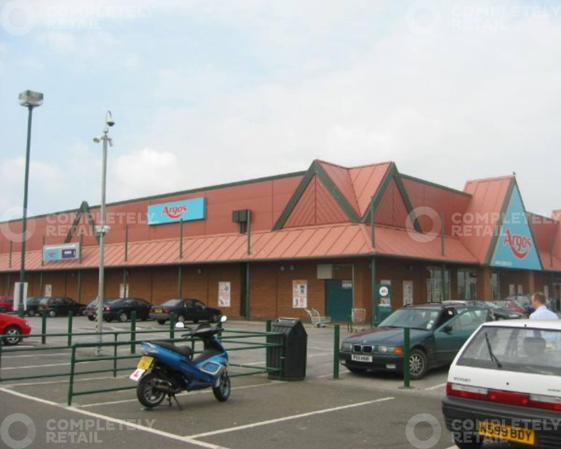 Admiral Retail Park
