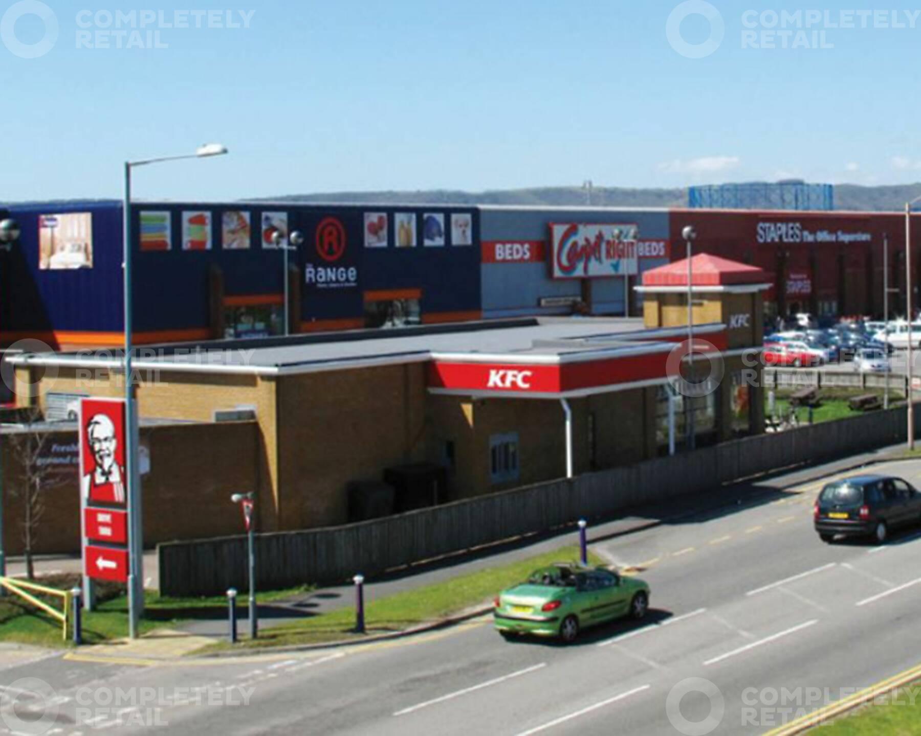 Lottbridge Drove Retail Park