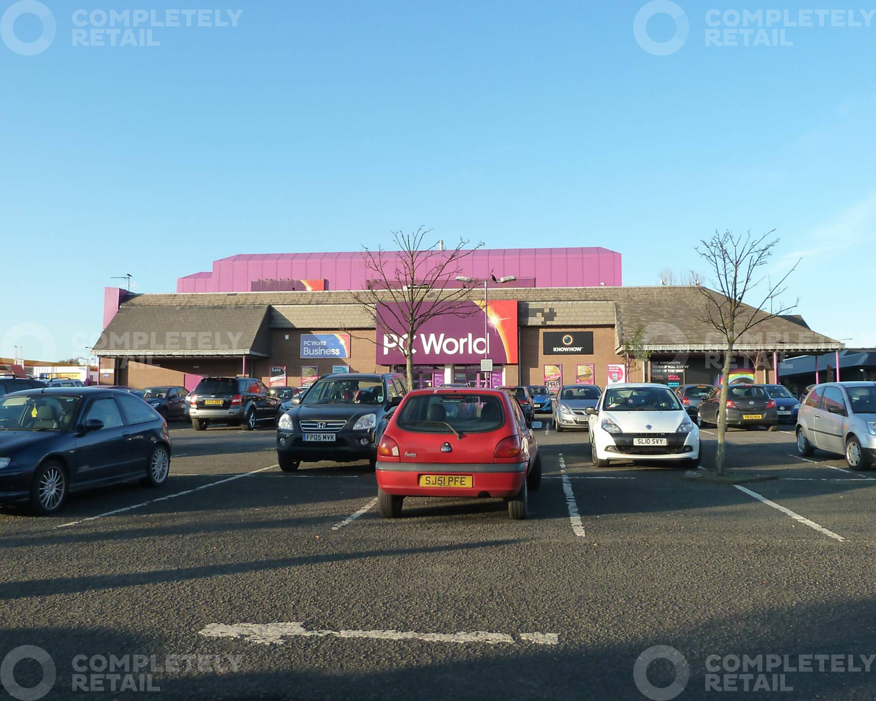 Corstorphine Retail Park