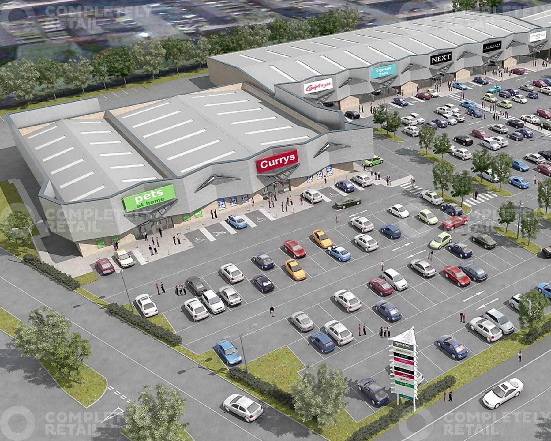 Springfield Retail Park