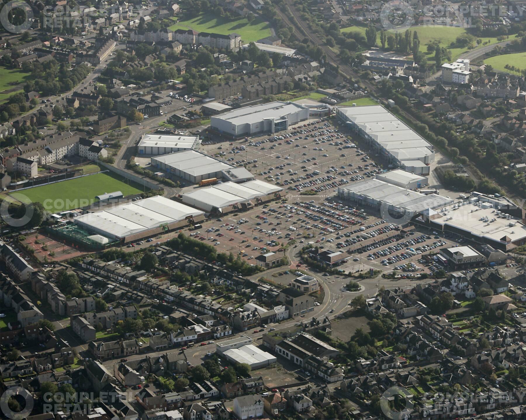 Falkirk Central Retail Park