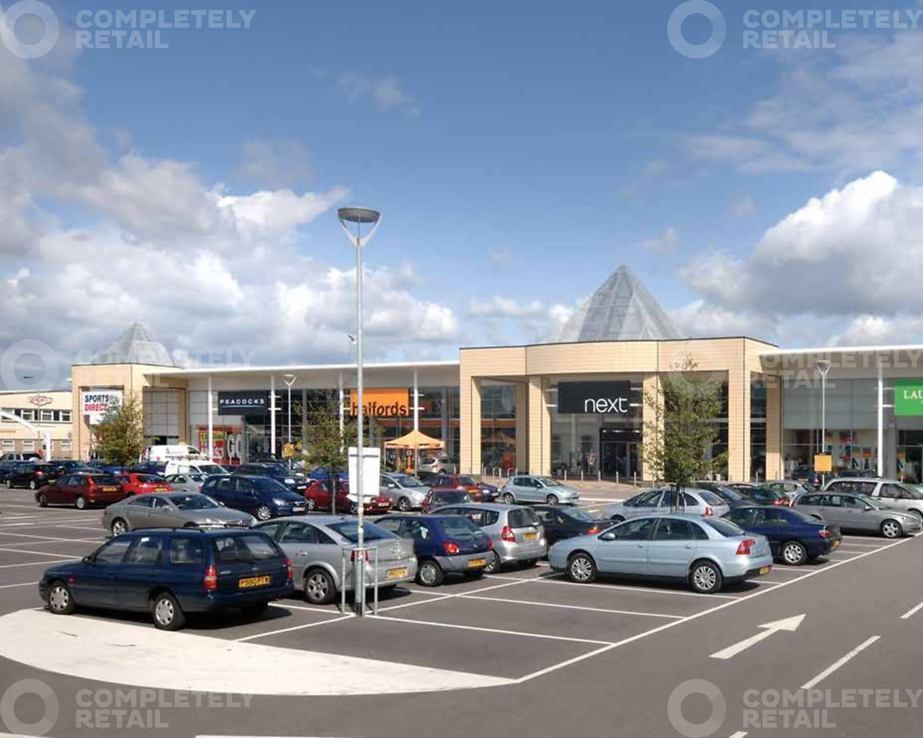 Solent Retail Park