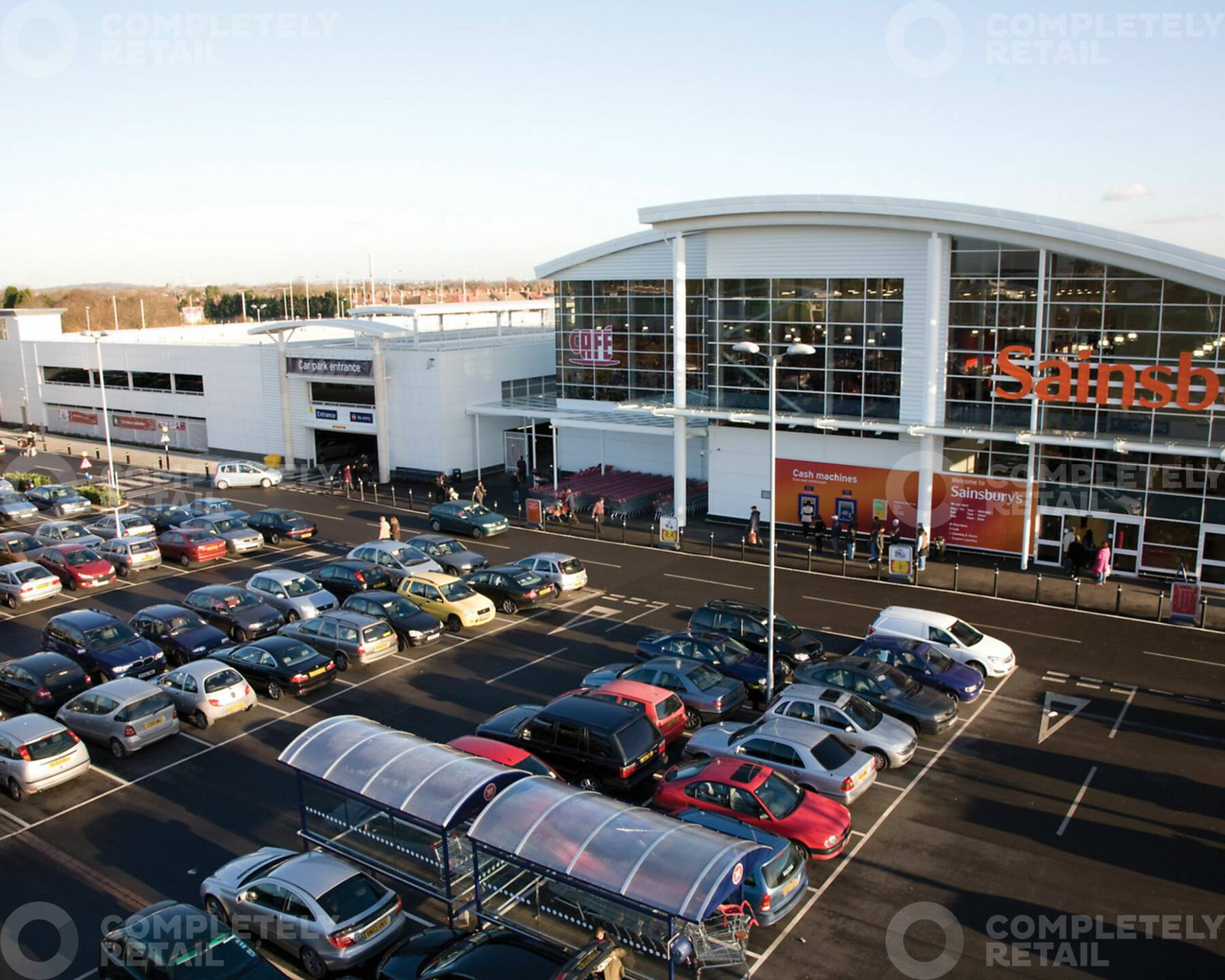 Lombardy Shopping Park