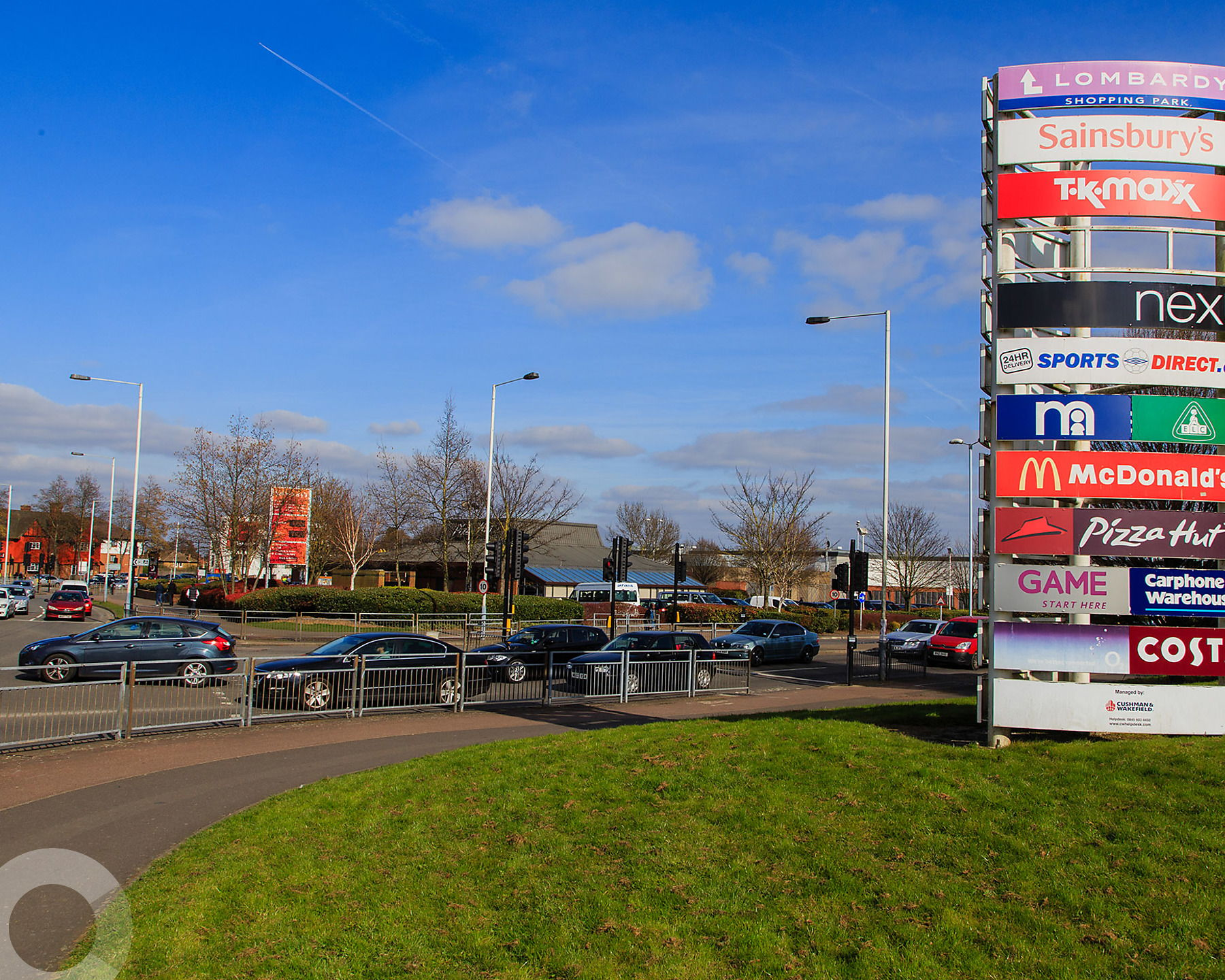 Lombardy Shopping Park Hayes Completely Property