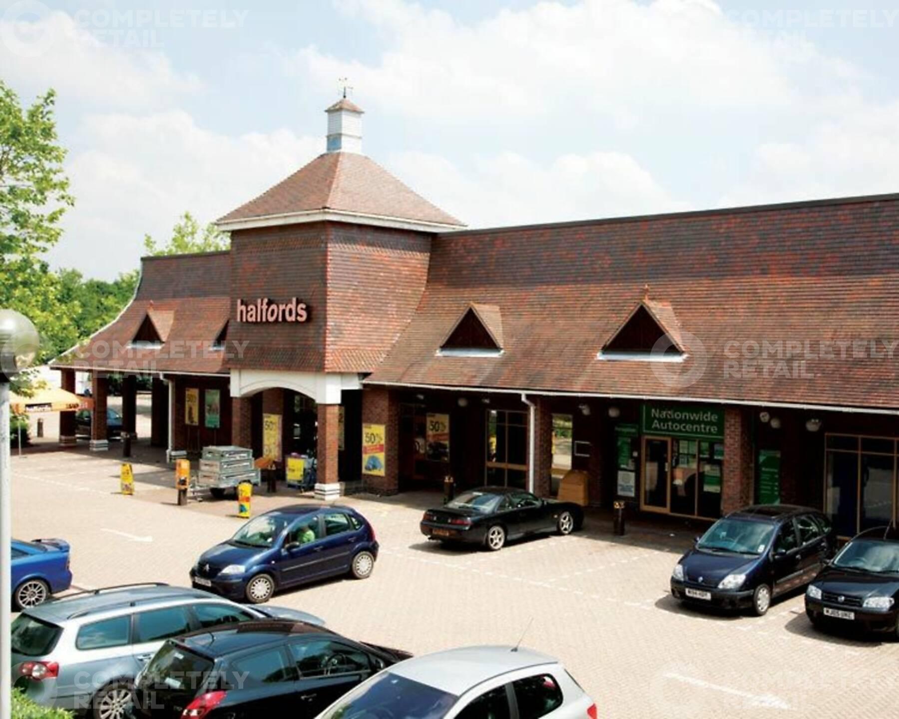 Broadbridge Heath Retail Park