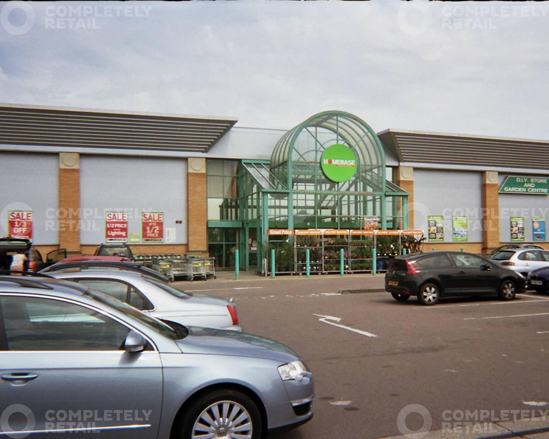Stukeley Road Retail Park