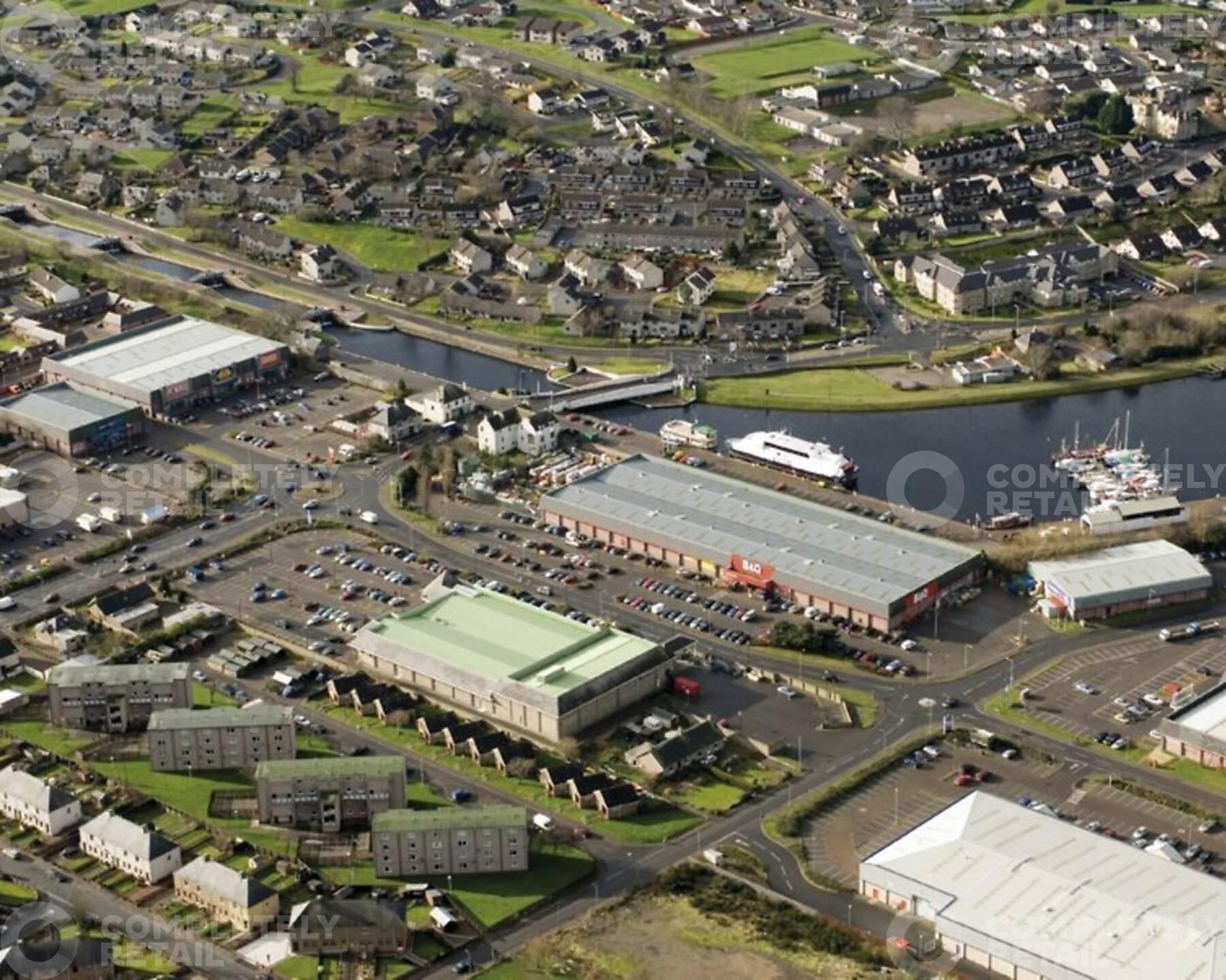 Telford Retail Park - B&Q