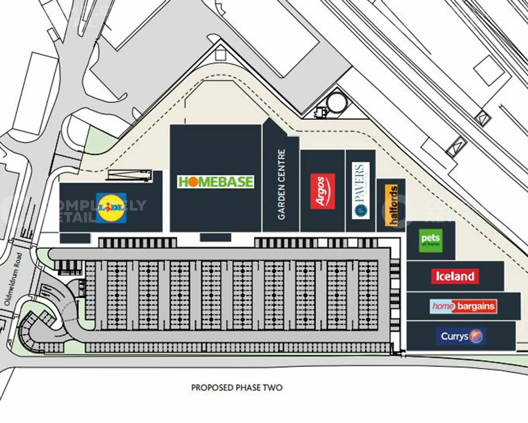 Inverurie Retail Park