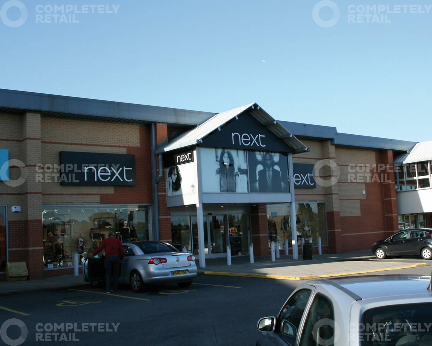 Kettering Retail Park