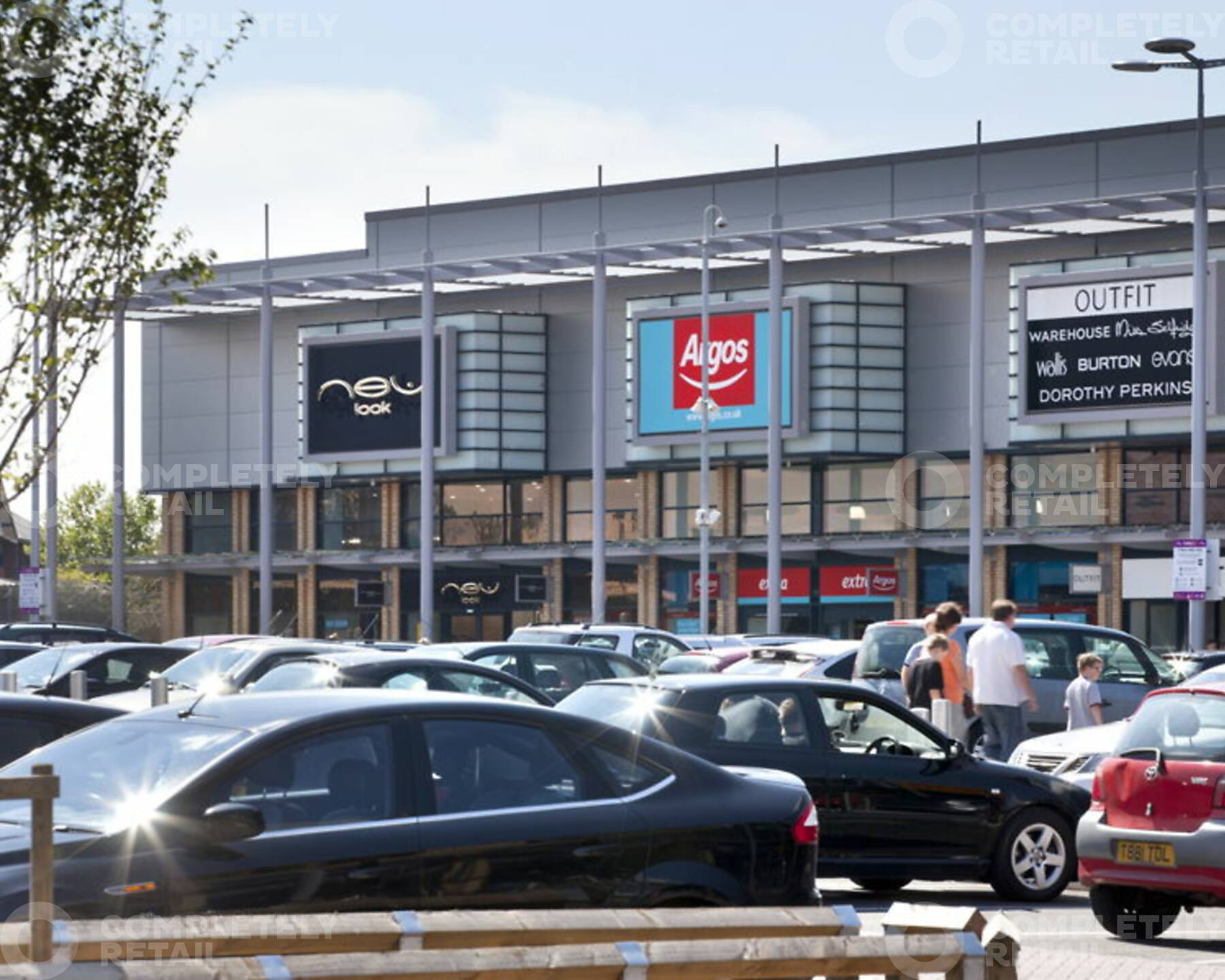 Leamington Spa Shopping Park