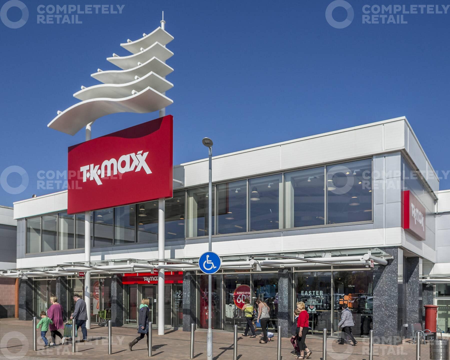 Birstall Shopping Park