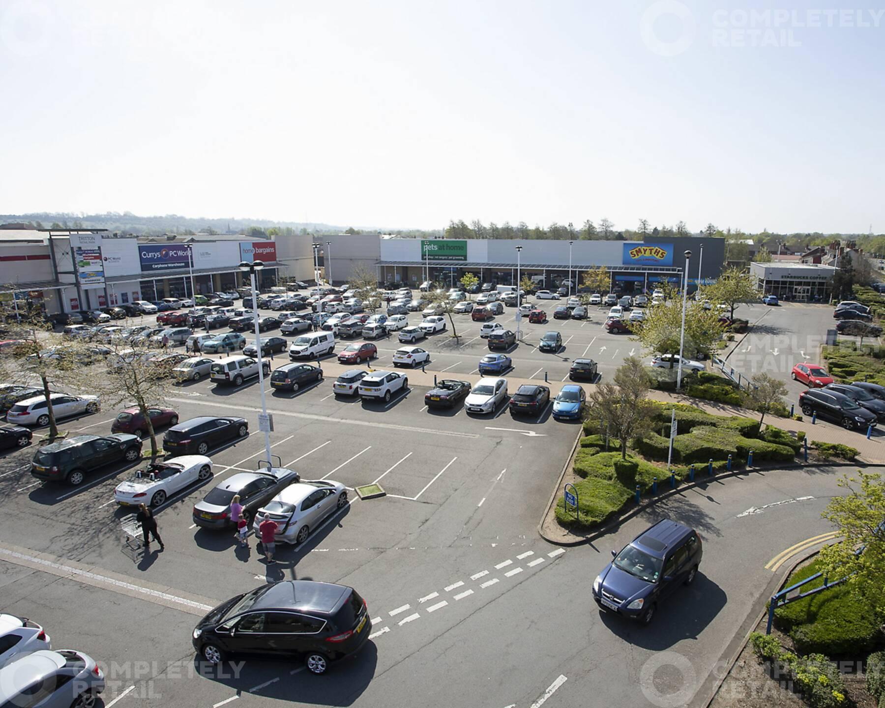 Tritton Retail Park