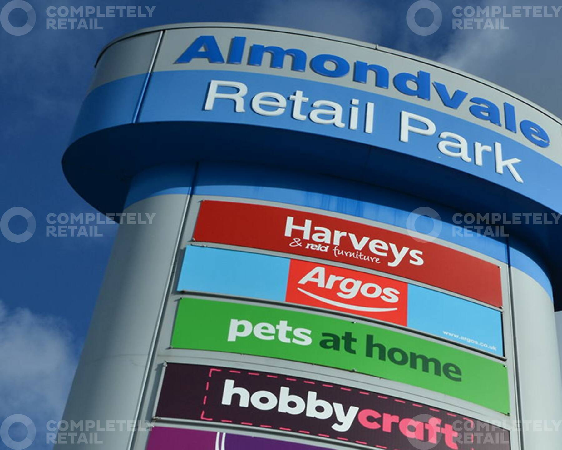 Almondvale Retail Park