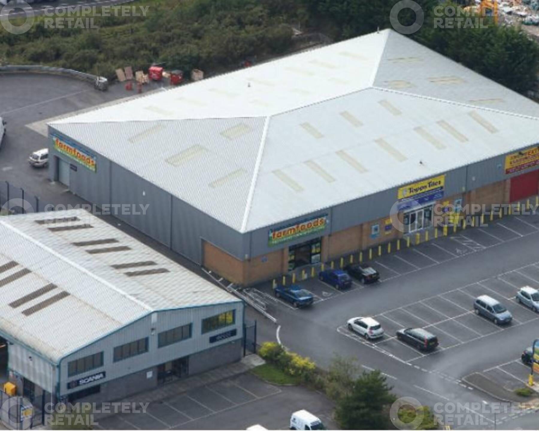 Cross Hands Retail Park