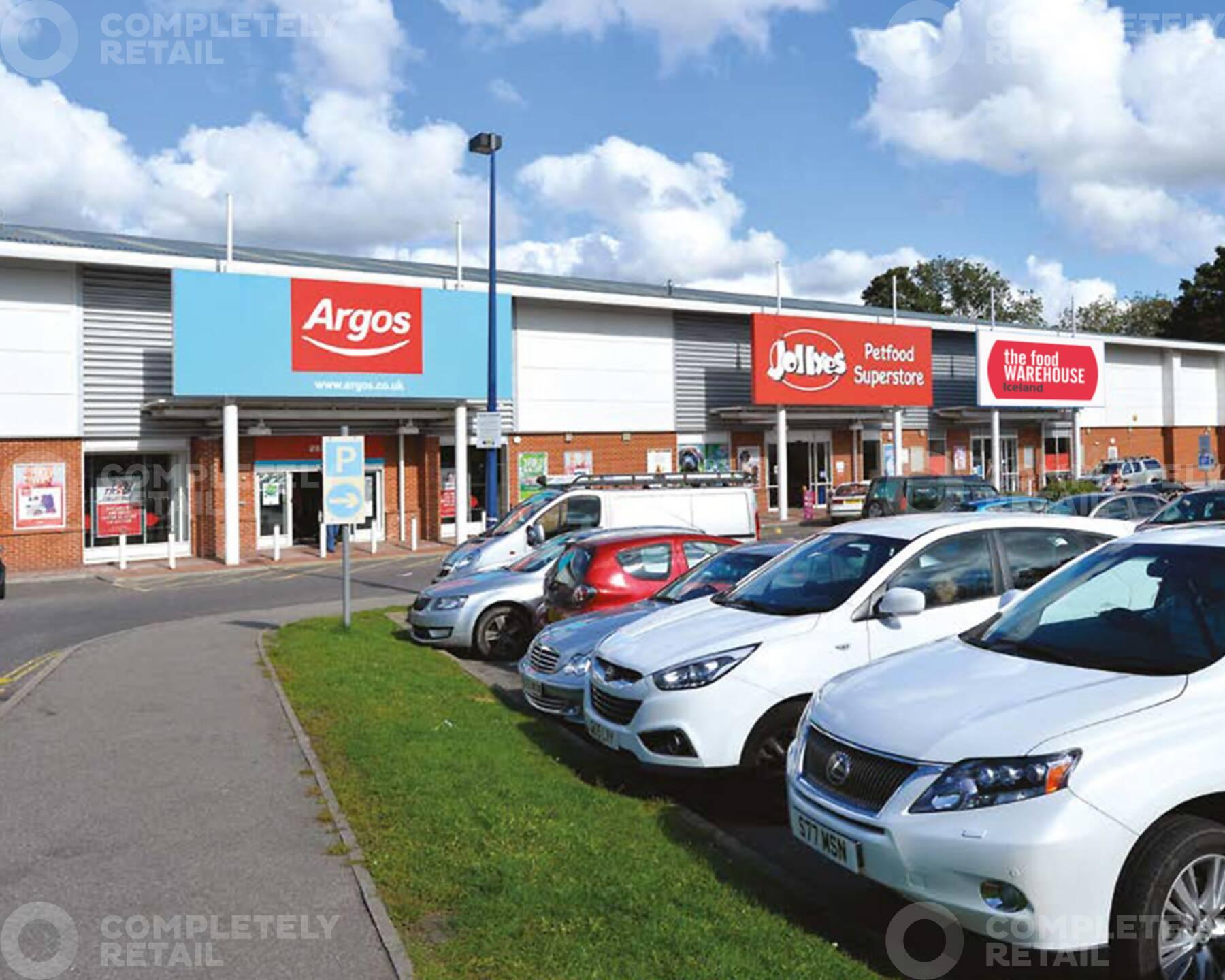 London Road Retail Park